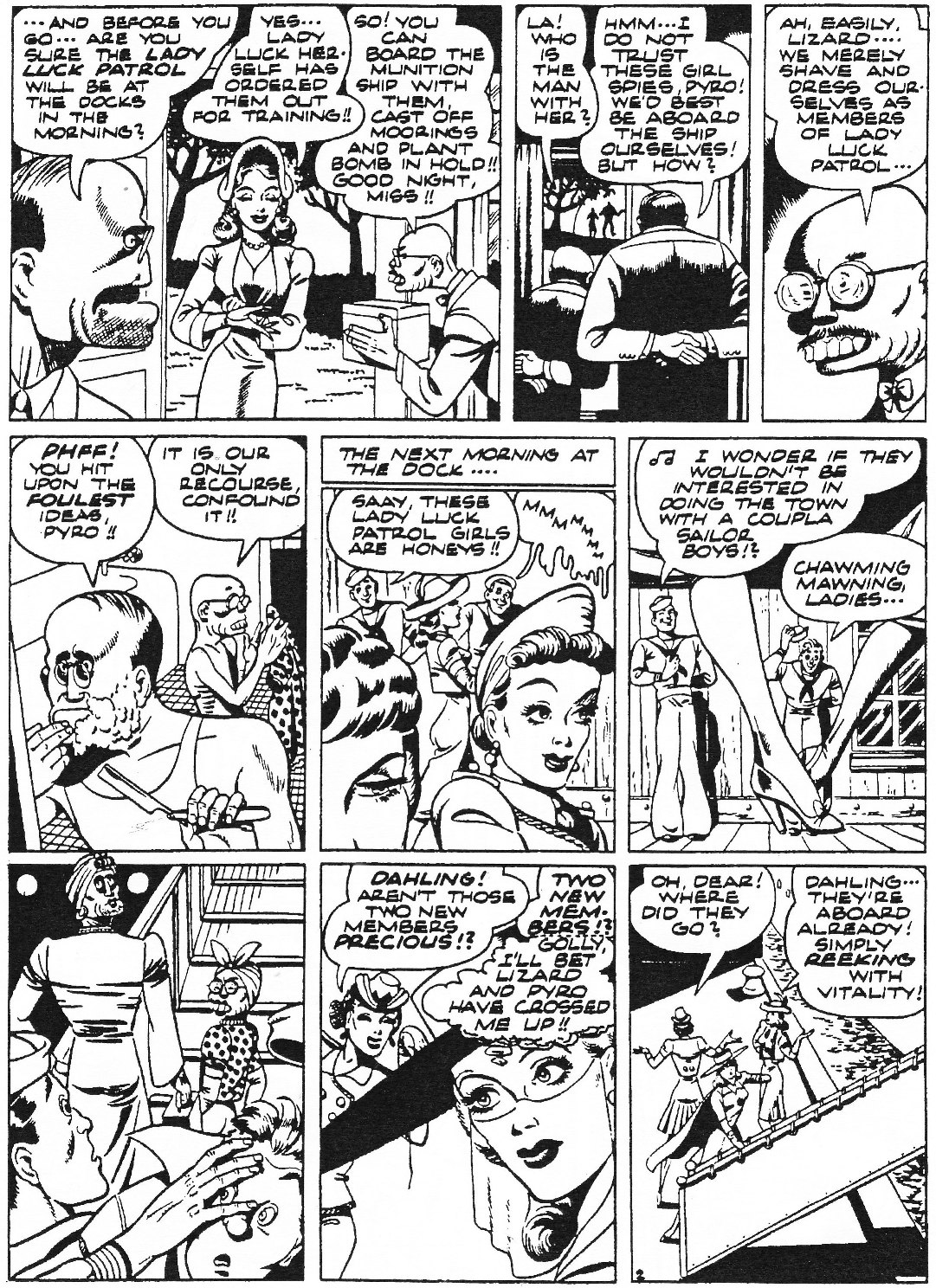 Read online Men of Mystery Comics comic -  Issue #73 - 46