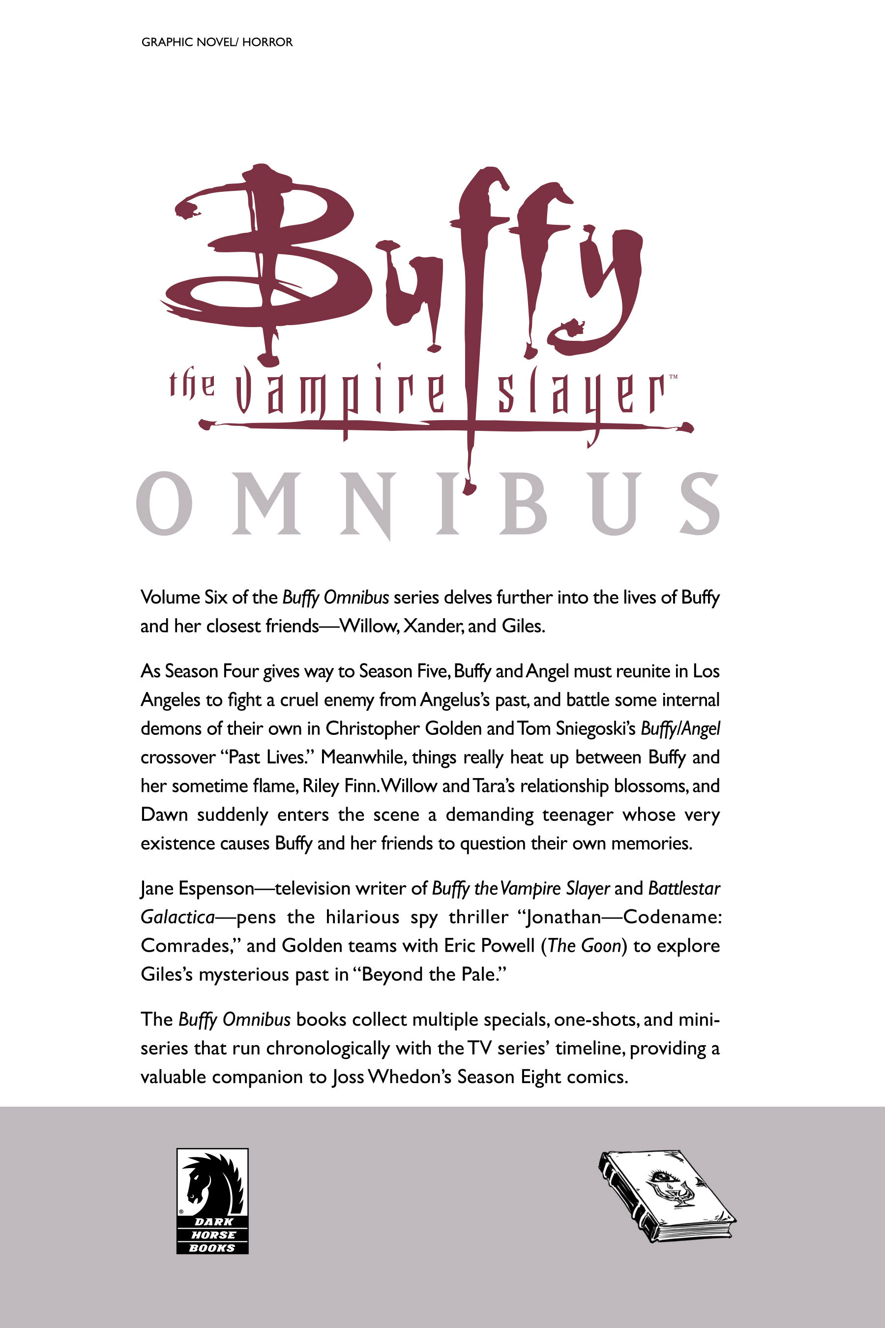 Read online Buffy the Vampire Slayer: Omnibus comic -  Issue # TPB 6 - 388