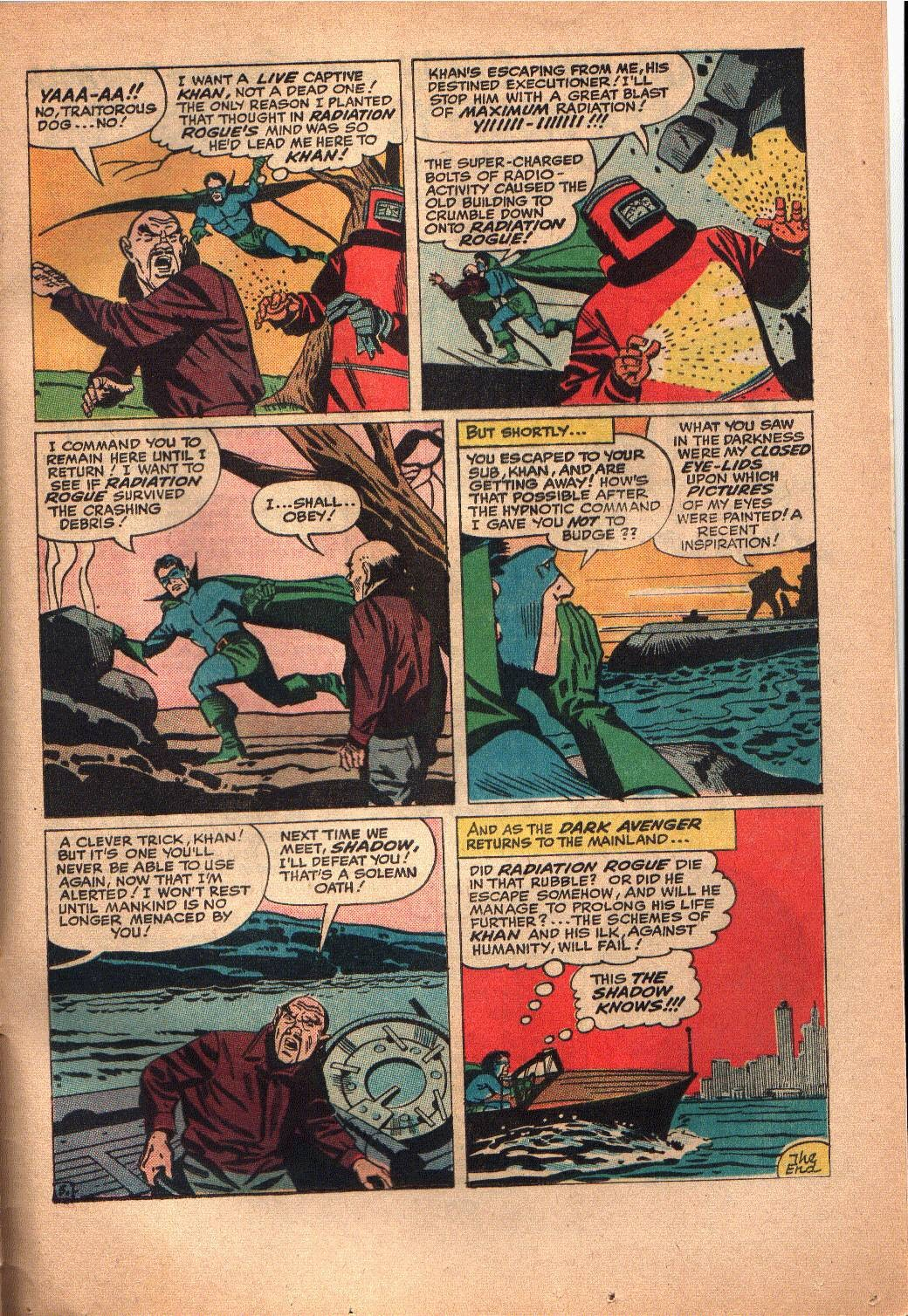 The Shadow (1964) 5 Page 26