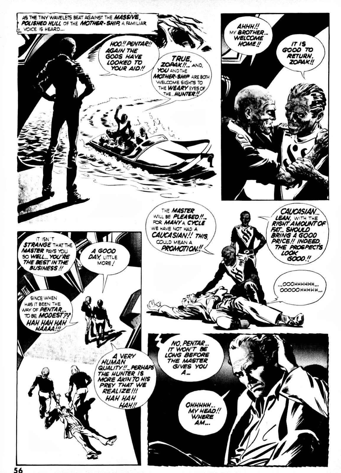 Nightmare (1970) issue 14 - Page 54