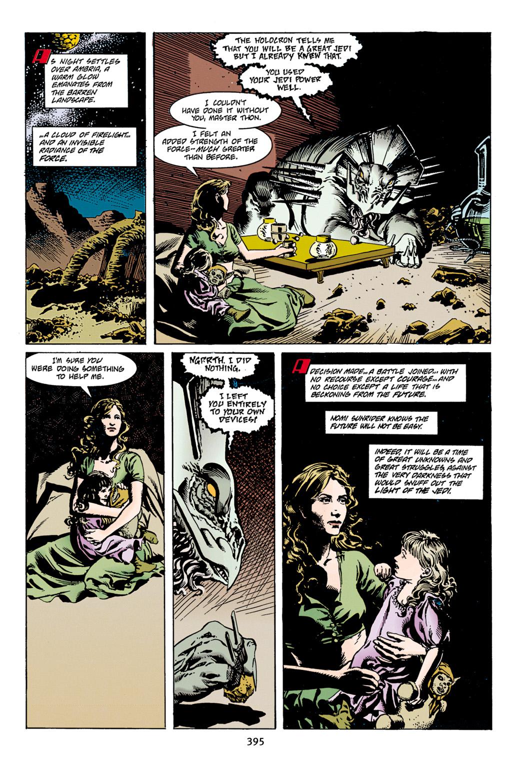 Read online Star Wars Omnibus comic -  Issue # Vol. 4 - 383