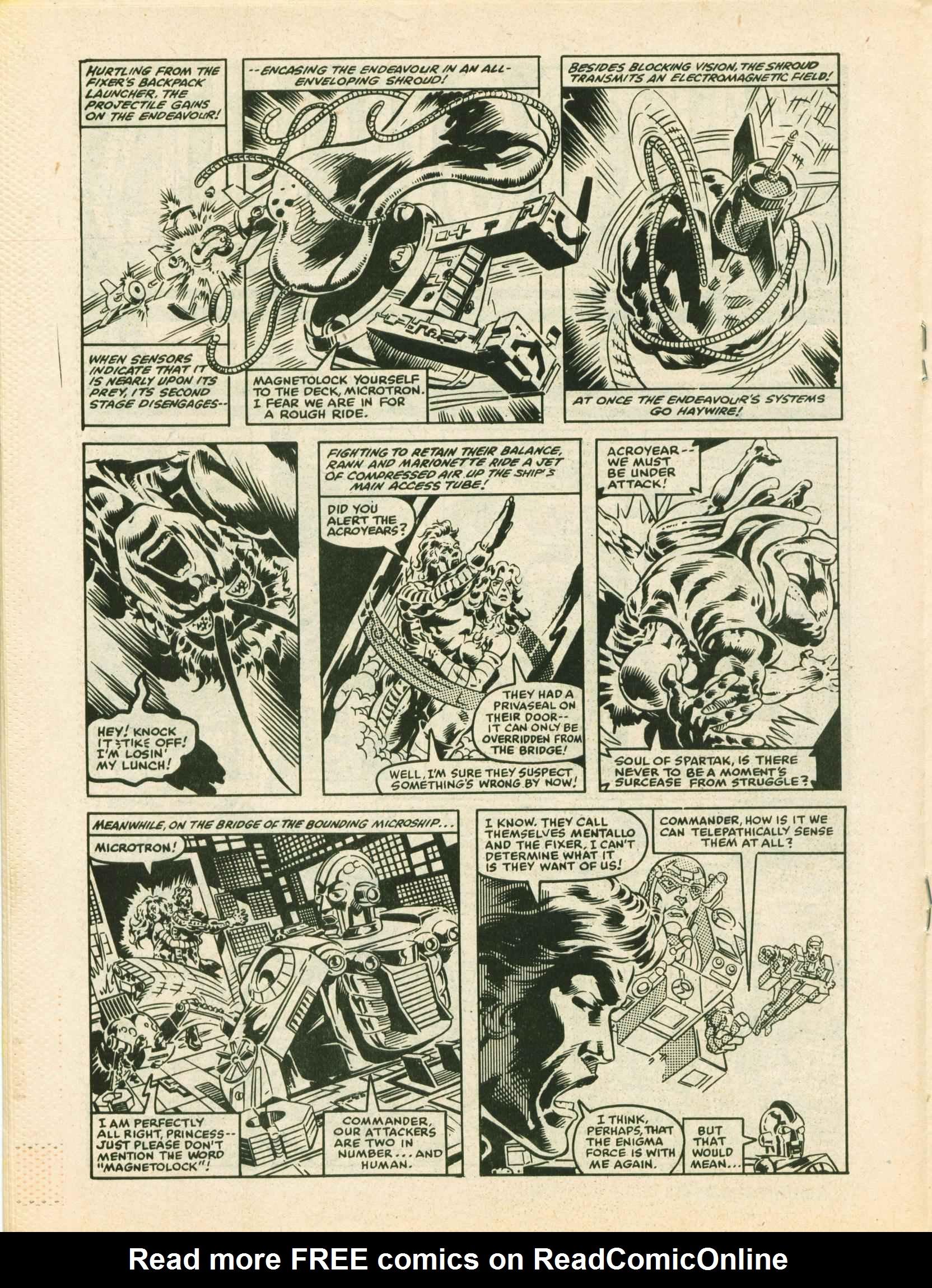 Read online Future Tense comic -  Issue #16 - 16