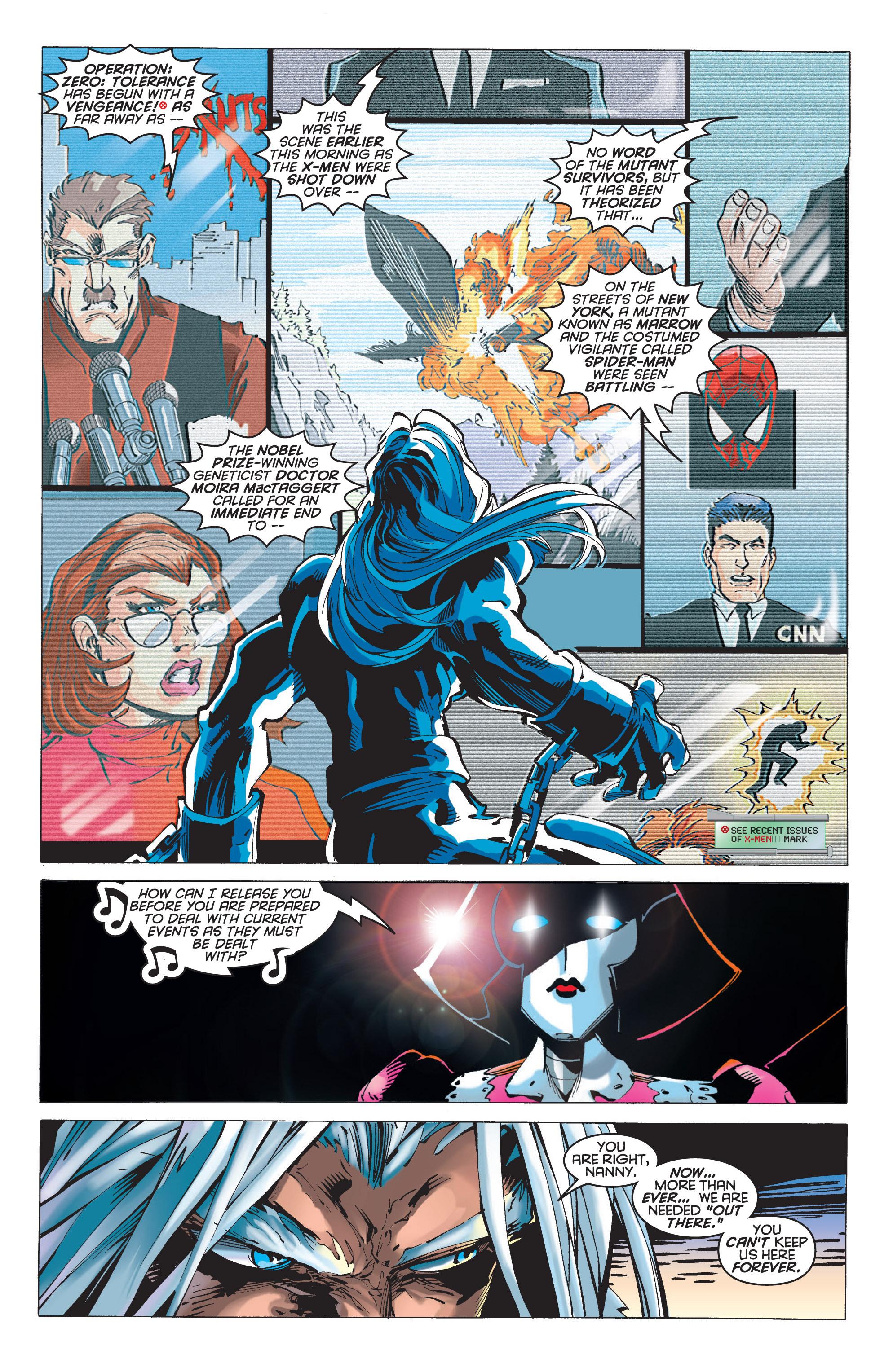 Read online Uncanny X-Men (1963) comic -  Issue #348 - 12