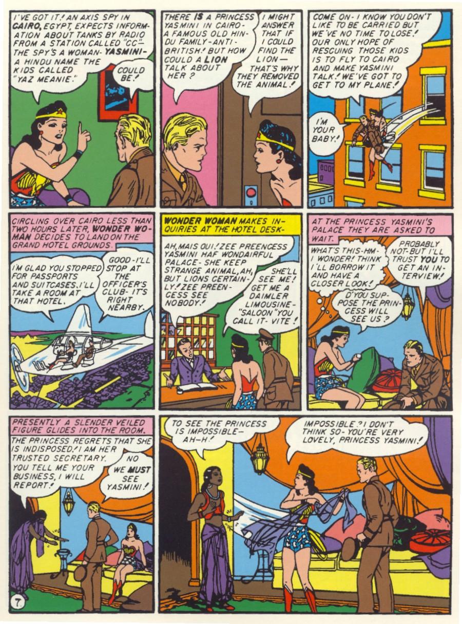 Read online Sensation (Mystery) Comics comic -  Issue #17 - 9
