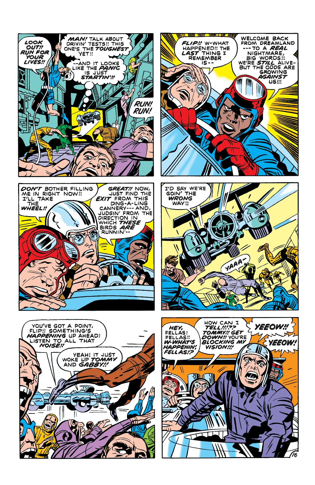 Read online Superman's Pal, Jimmy Olsen by Jack Kirby comic -  Issue # TPB (Part 4) - 3