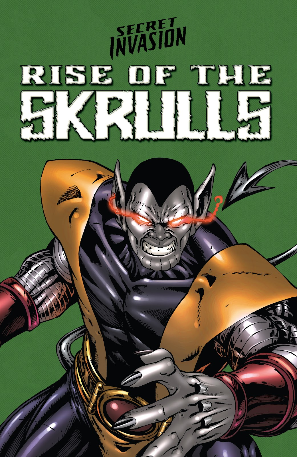 Read online Secret Invasion: Rise of the Skrulls comic -  Issue # TPB (Part 1) - 2