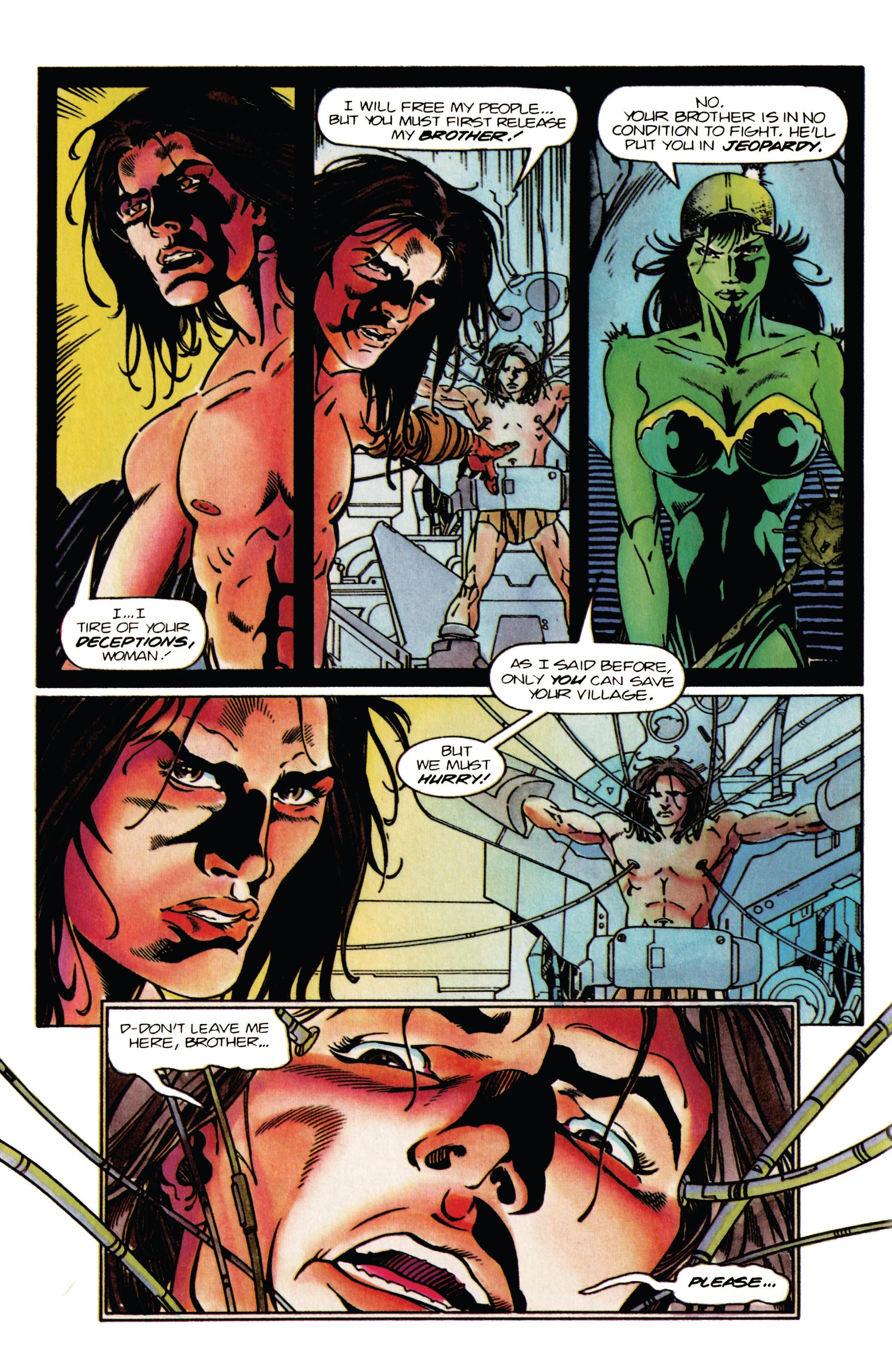 Read online Eternal Warrior (1992) comic -  Issue #38 - 10