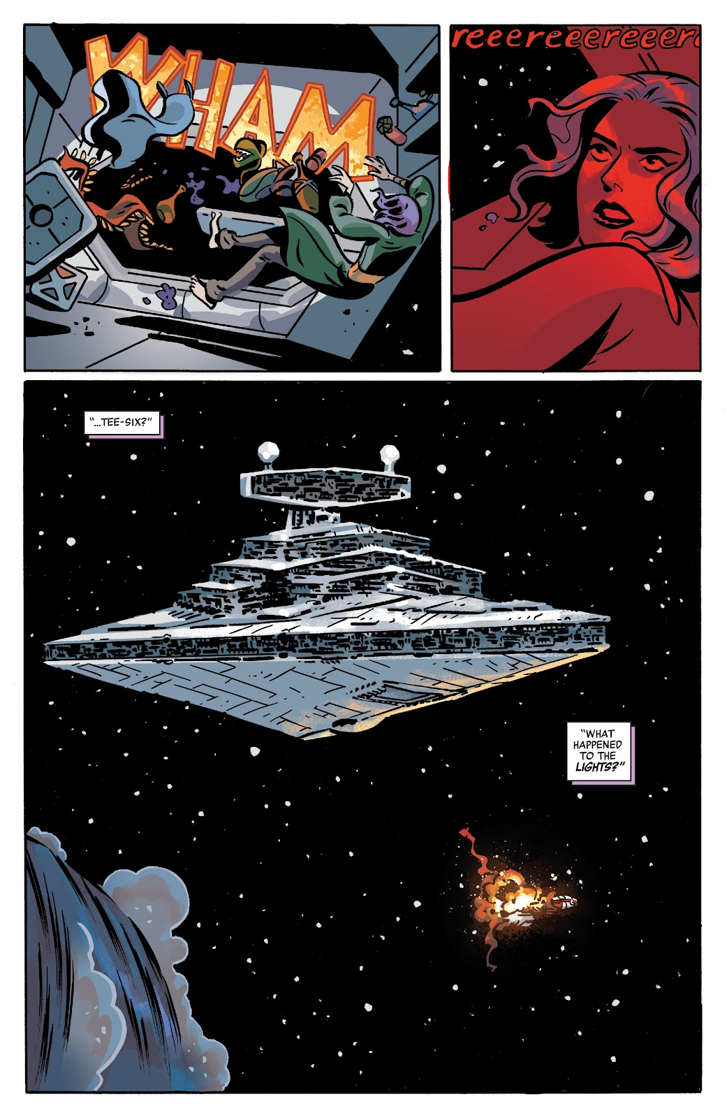 Read online Star Wars: Age of Republic: Heroes comic -  Issue # TPB - 102
