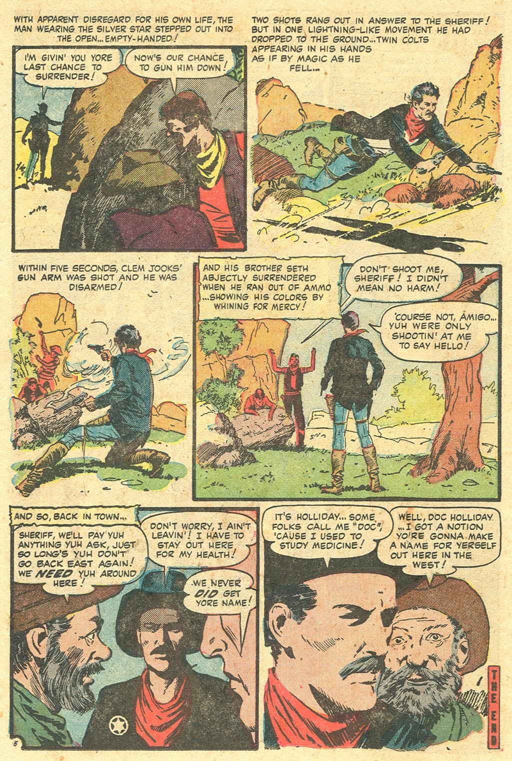 Gunsmoke Western issue 33 - Page 15