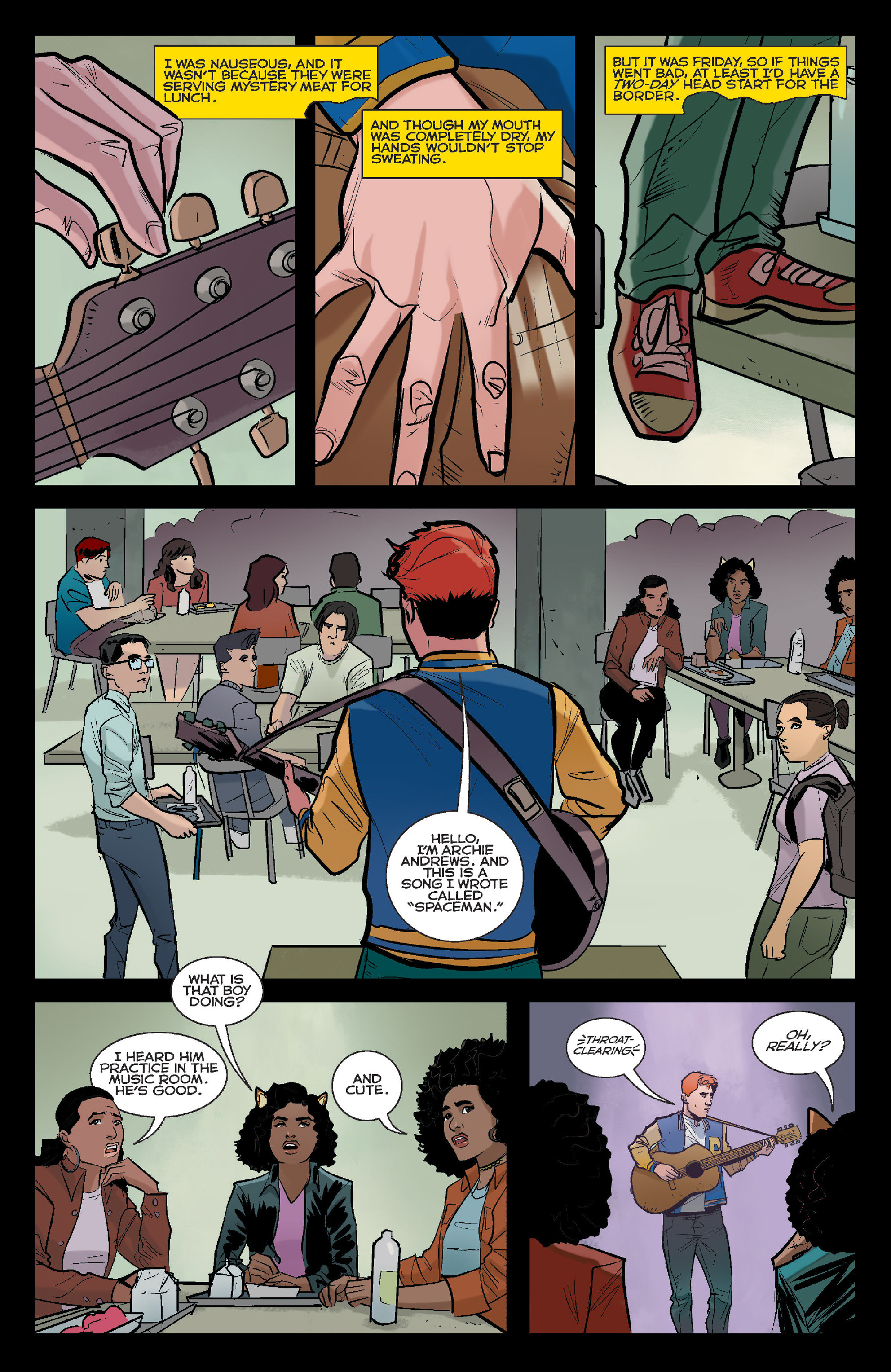 Read online Riverdale comic -  Issue #2 - 8