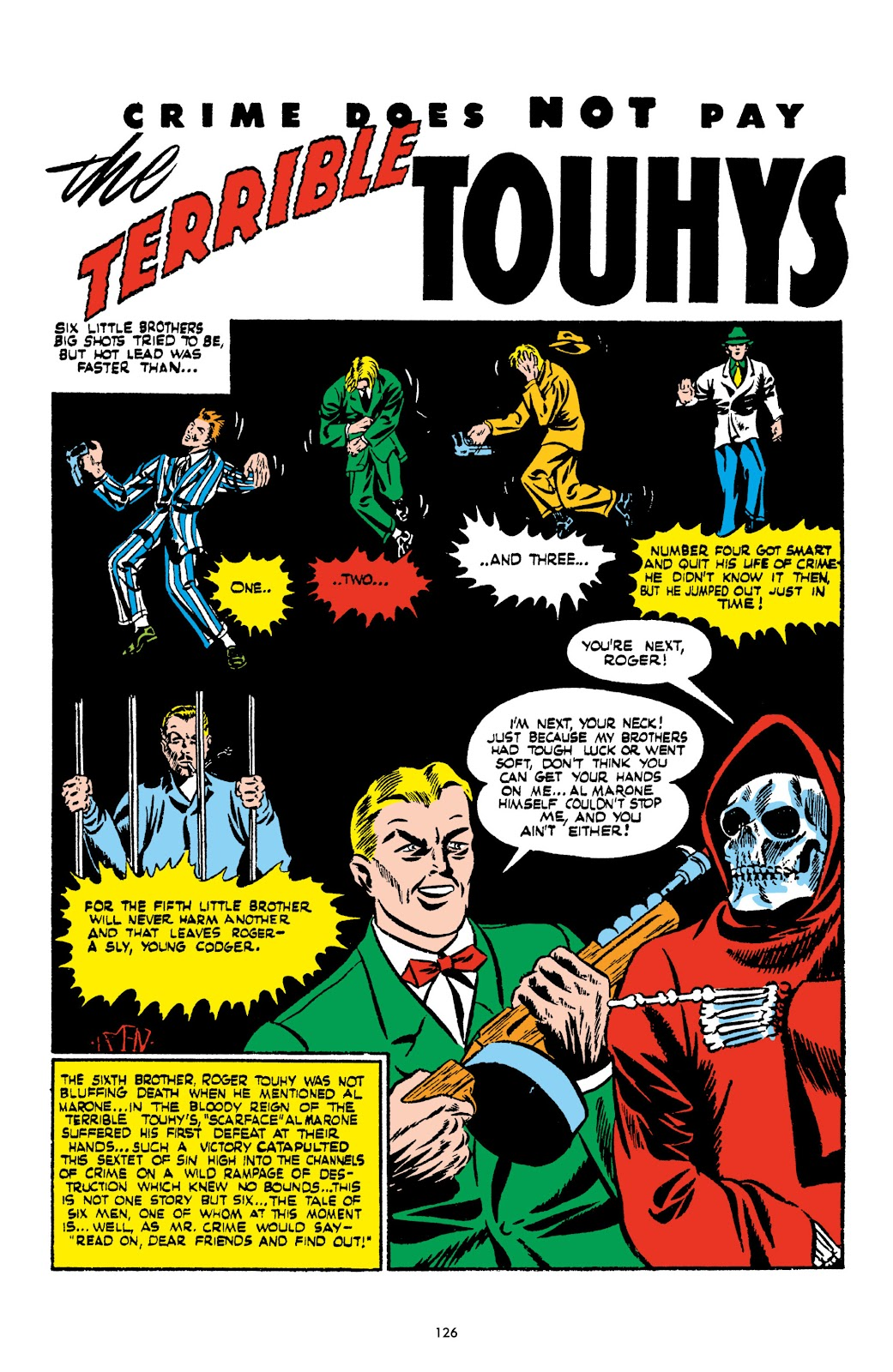 Read online Crime Does Not Pay Archives comic -  Issue # TPB 2 (Part 2) - 26