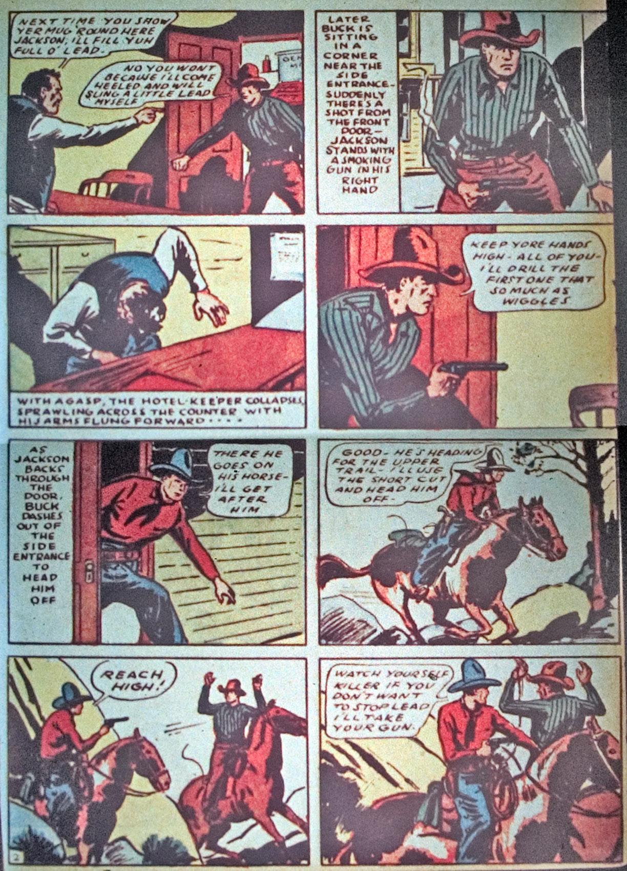 Read online Detective Comics (1937) comic -  Issue #34 - 21