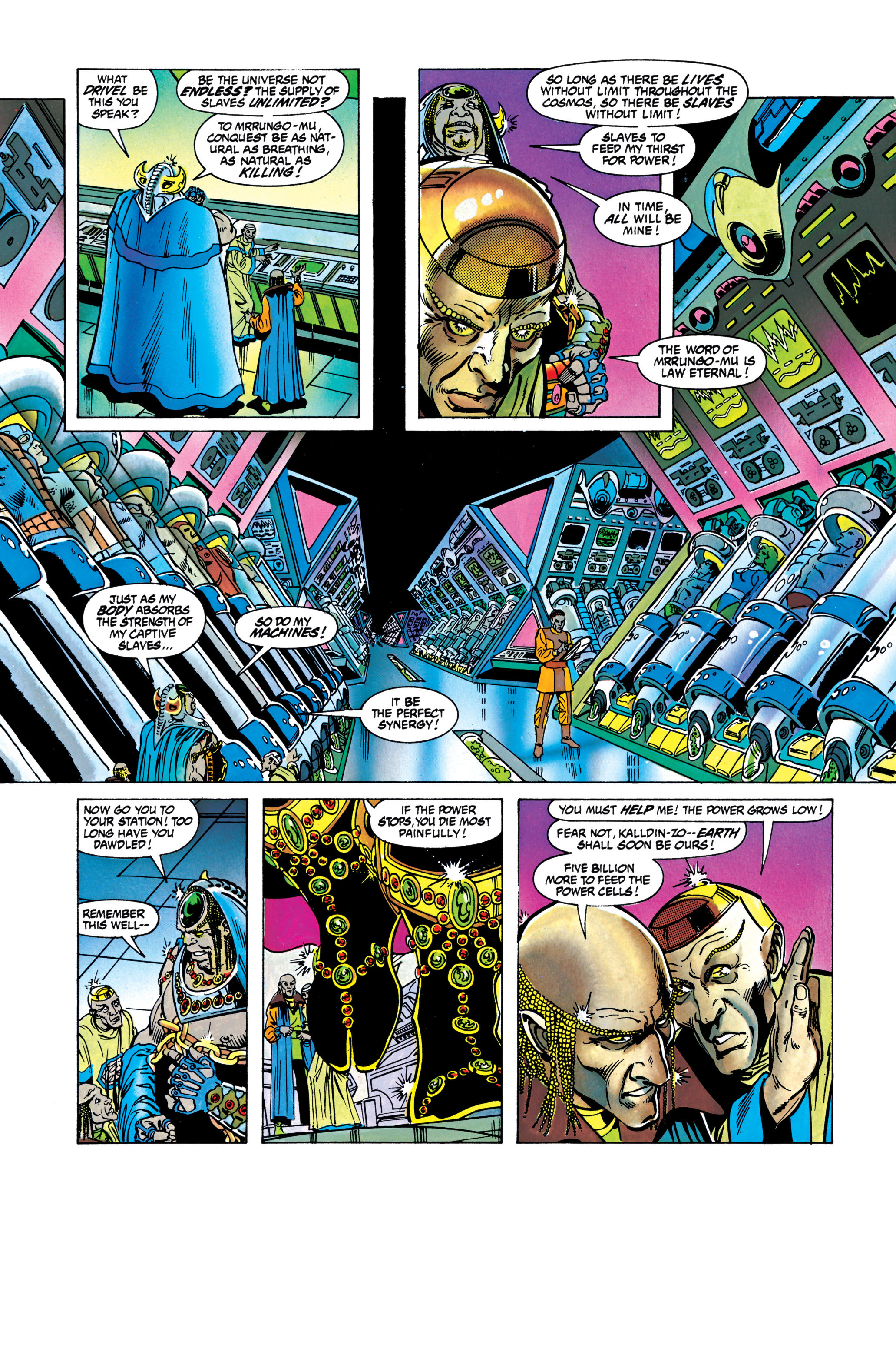 Read online Silver Surfer: Parable comic -  Issue # TPB - 87
