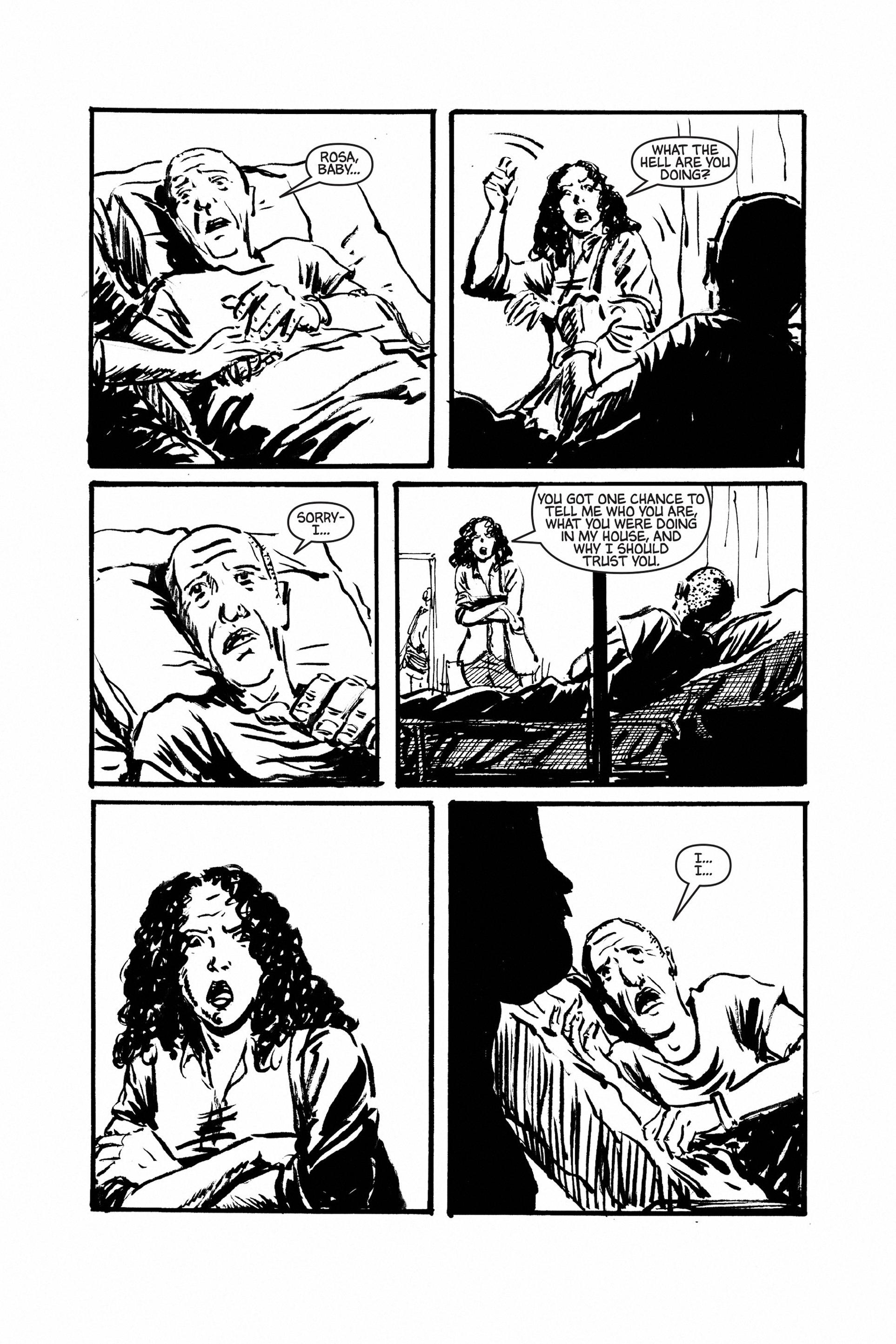 Read online Tumor comic -  Issue # TPB - 64