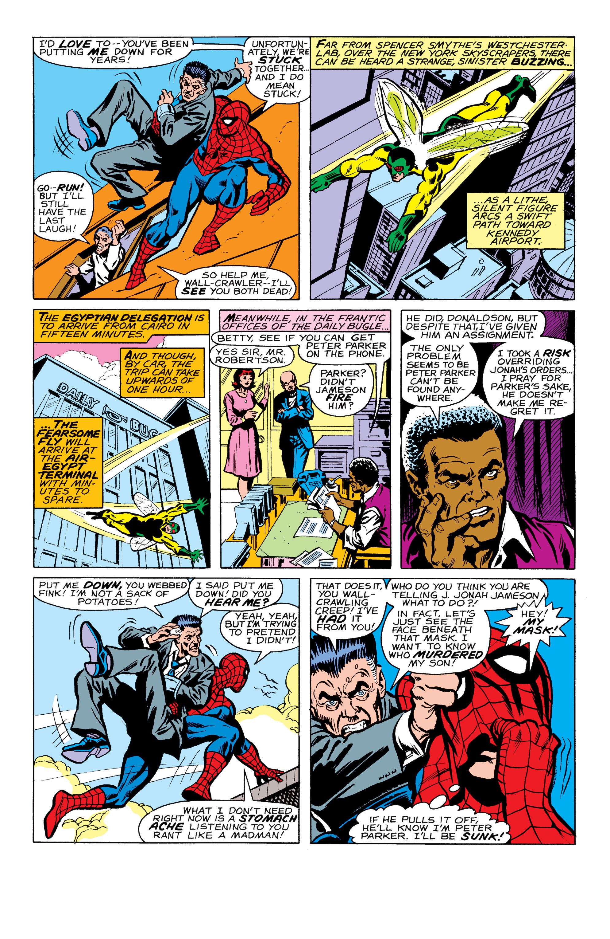 The Amazing Spider-Man (1963) 192 Page 3