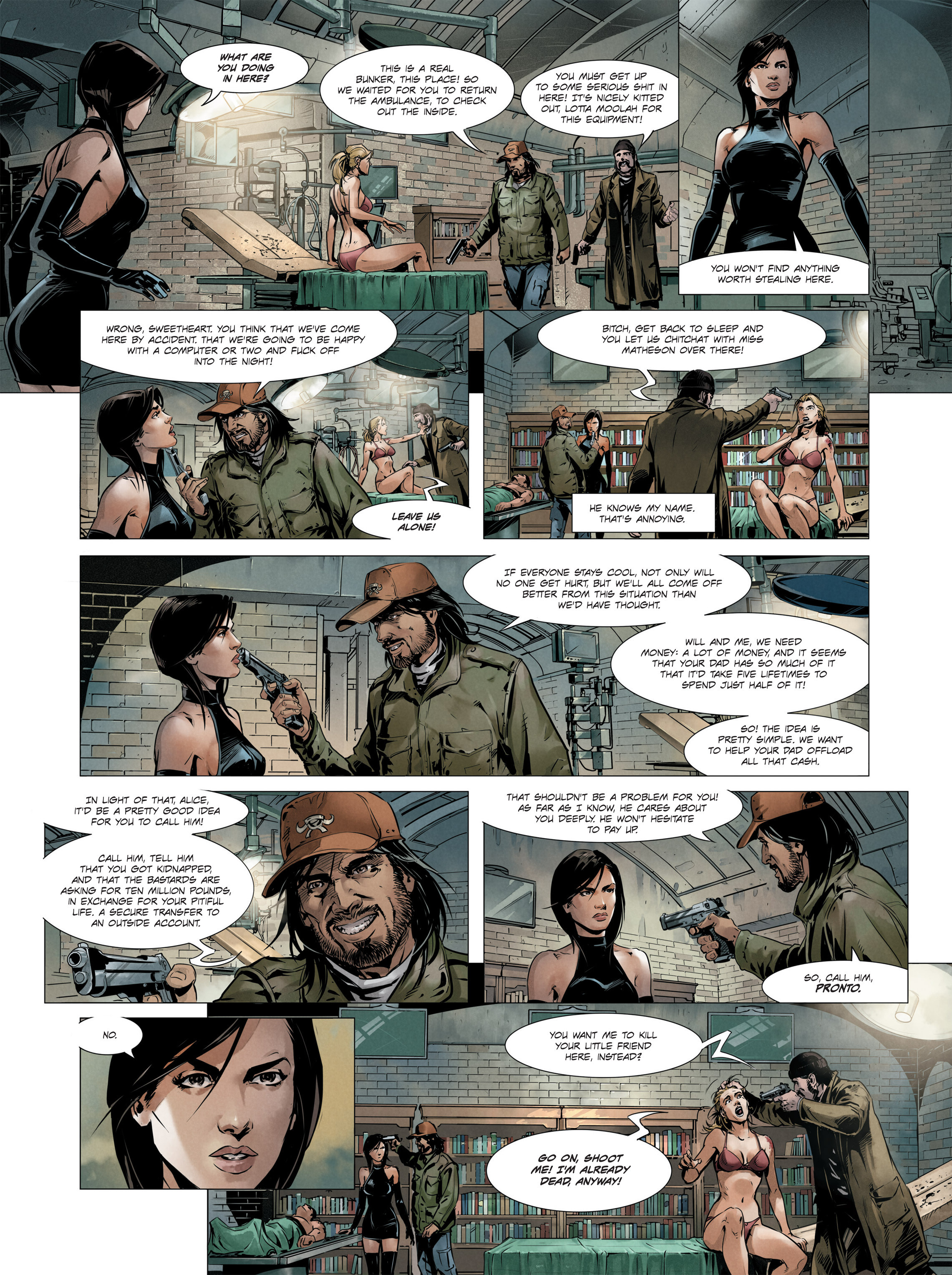 Read online Alice Matheson comic -  Issue #3 - 38