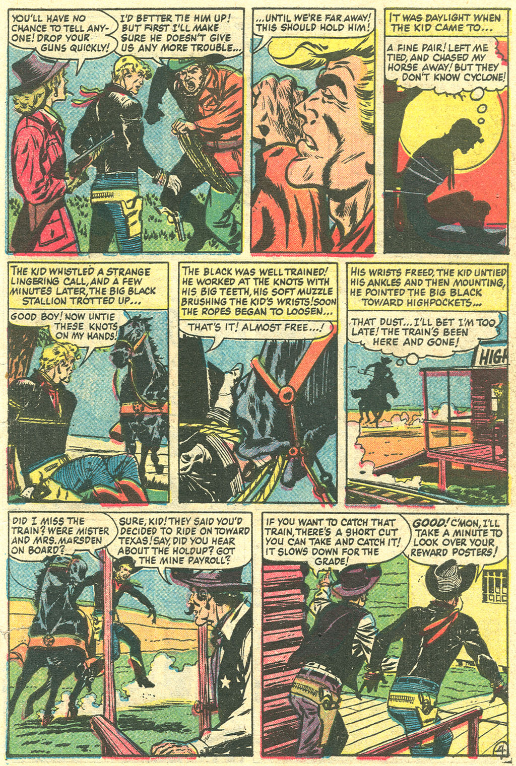 Read online Two-Gun Kid comic -  Issue #29 - 31