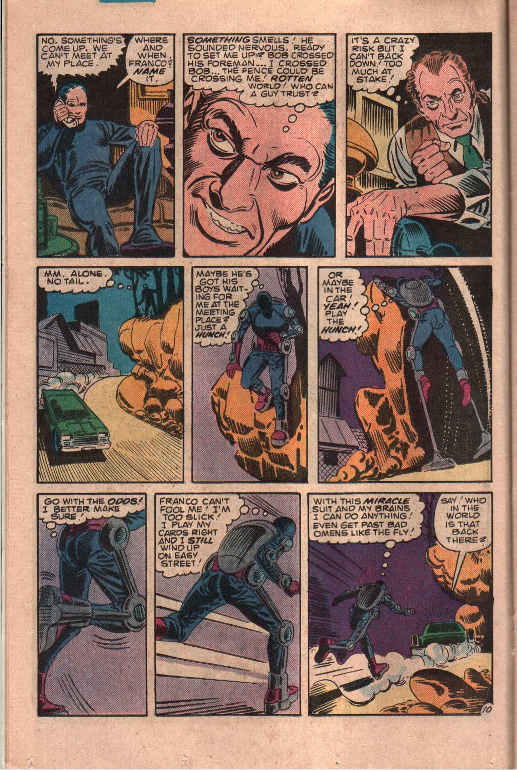 Read online The Fly (1983) comic -  Issue #7 - 11