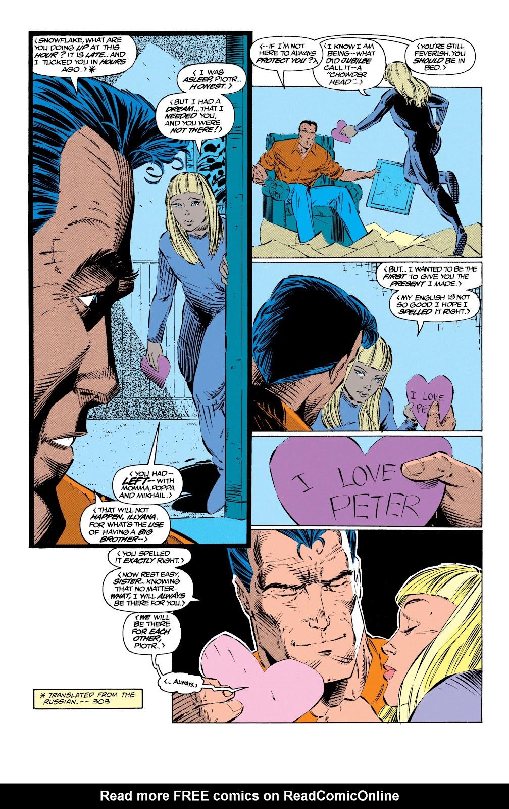 Uncanny X-Men (1963) issue 299 - Page 16