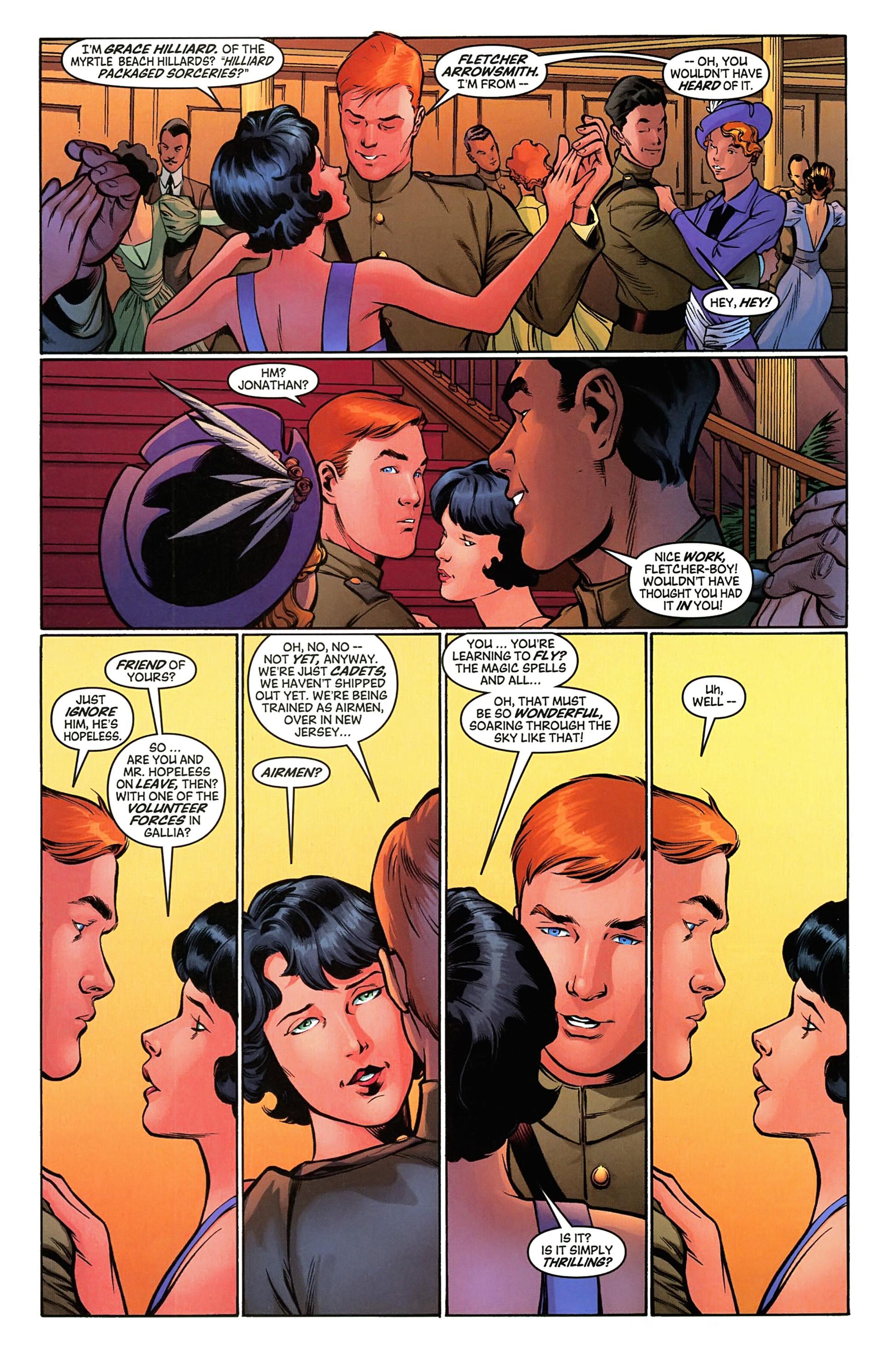 Read online Arrowsmith comic -  Issue #2 - 6