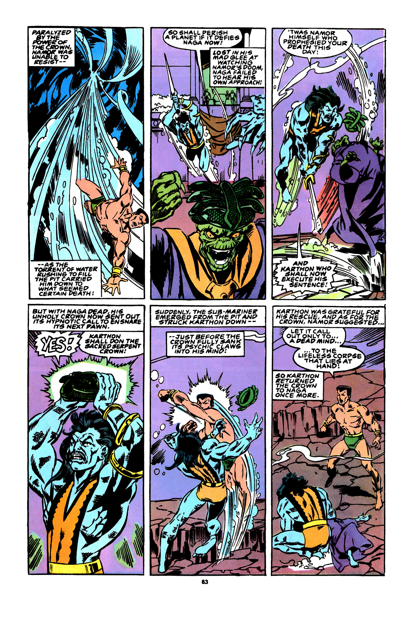 Read online X-Factor (1986) comic -  Issue # _ Annual 4 - 56