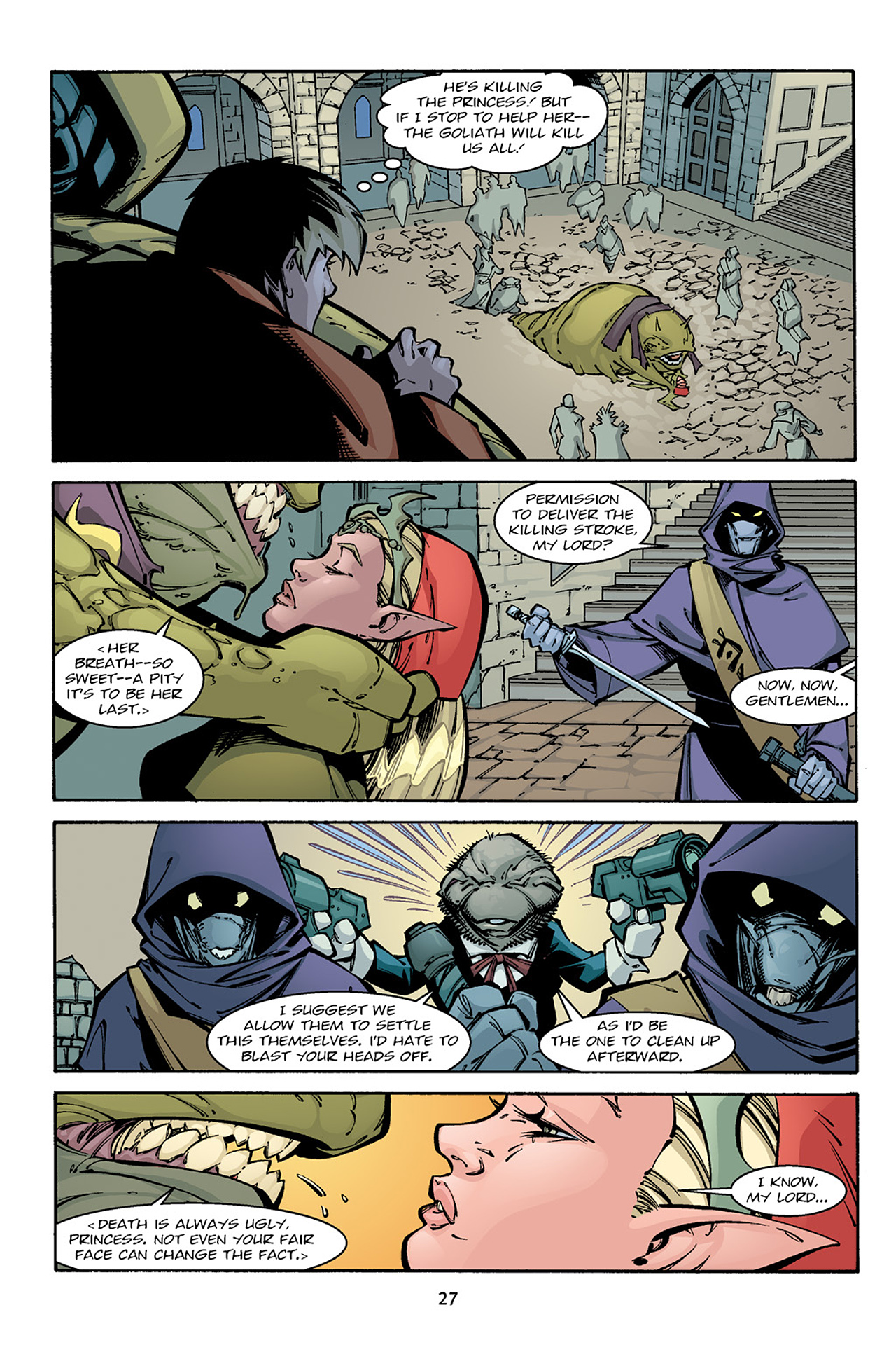 Read online Star Wars Omnibus comic -  Issue # Vol. 10 - 26