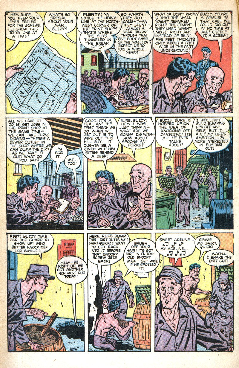 Daredevil (1941) issue 44 - Page 8