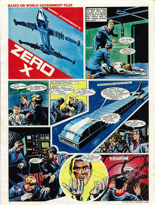 Read online TV Century 21 (TV 21) comic -  Issue #134 - 4
