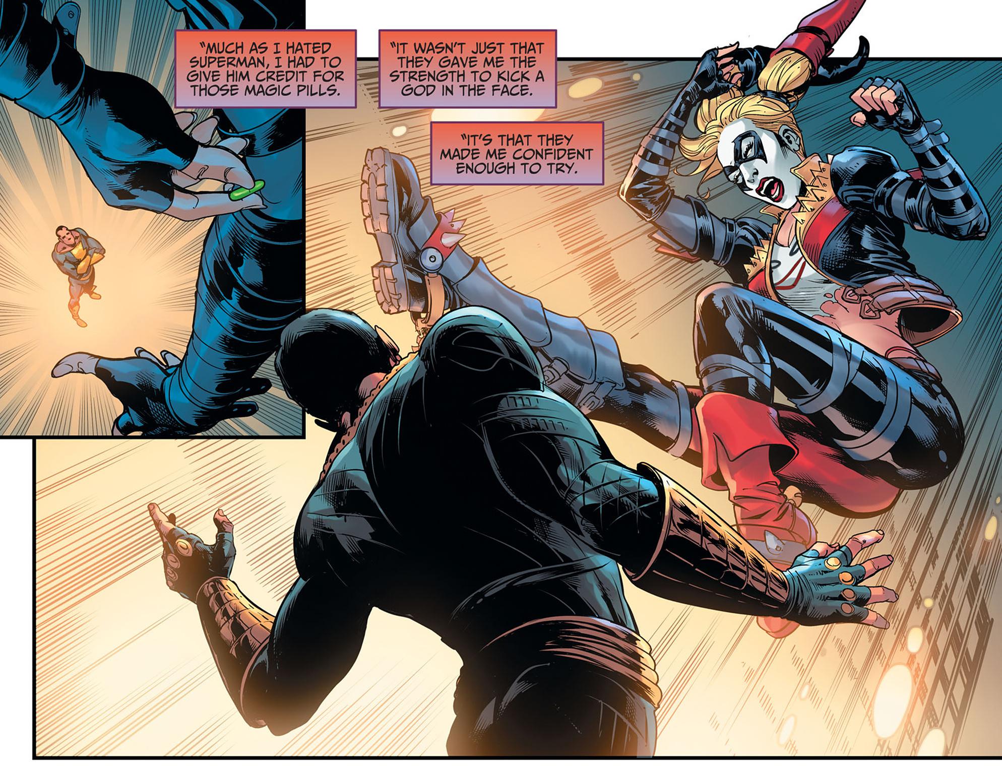Read online Injustice: Ground Zero comic -  Issue #11 - 8