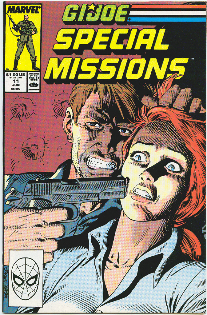 G.I. Joe Special Missions 11 Page 1