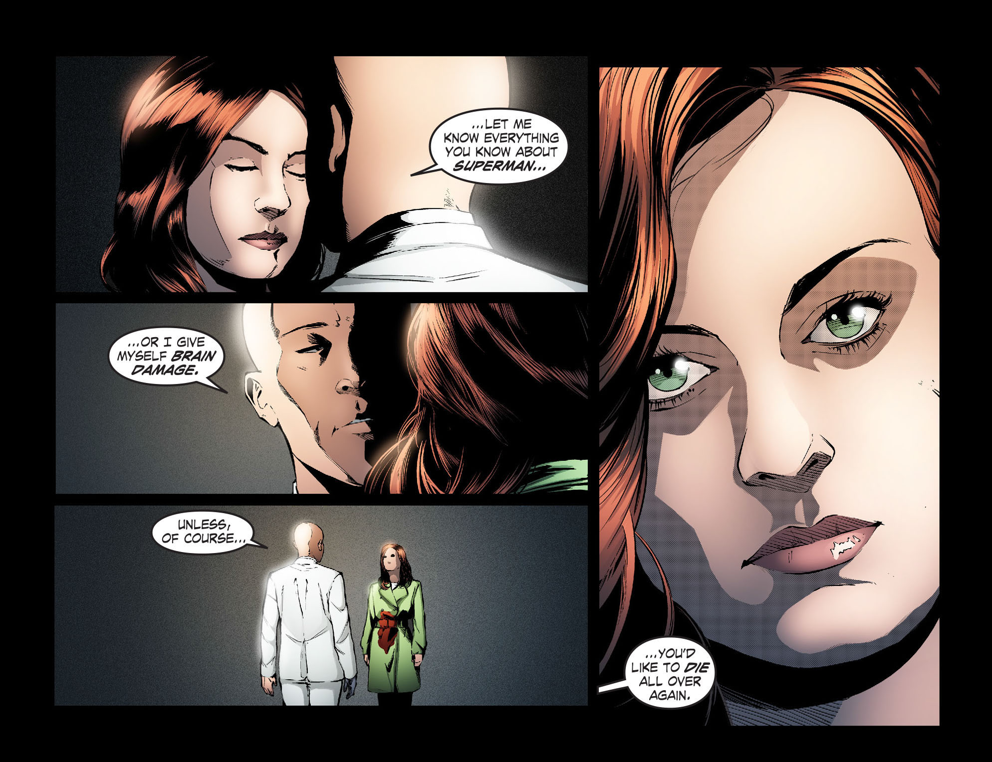 Read online Smallville: Season 11 comic -  Issue #30 - 5