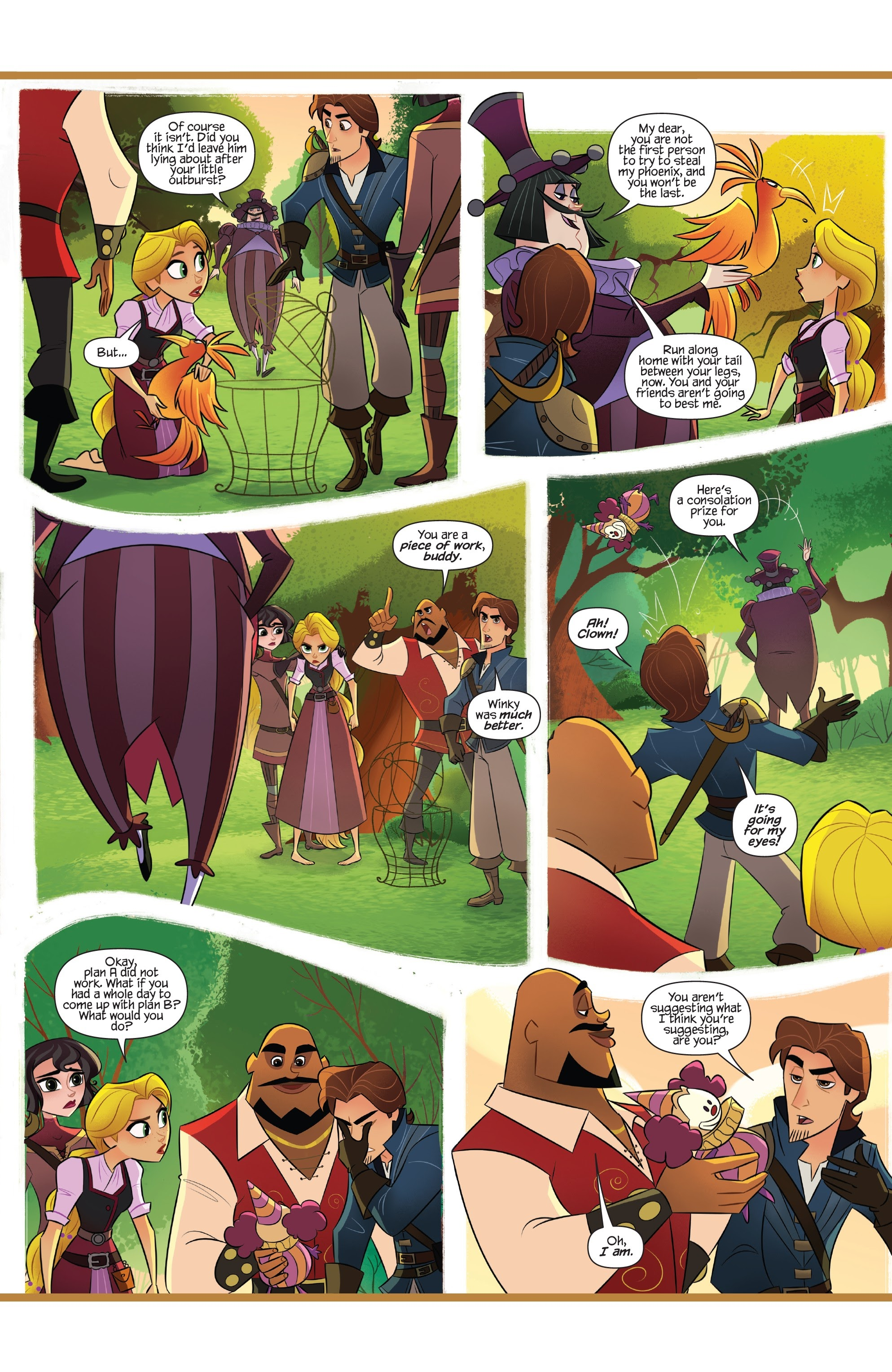 Tangled: The Series: Hair and Now 2 Page 11