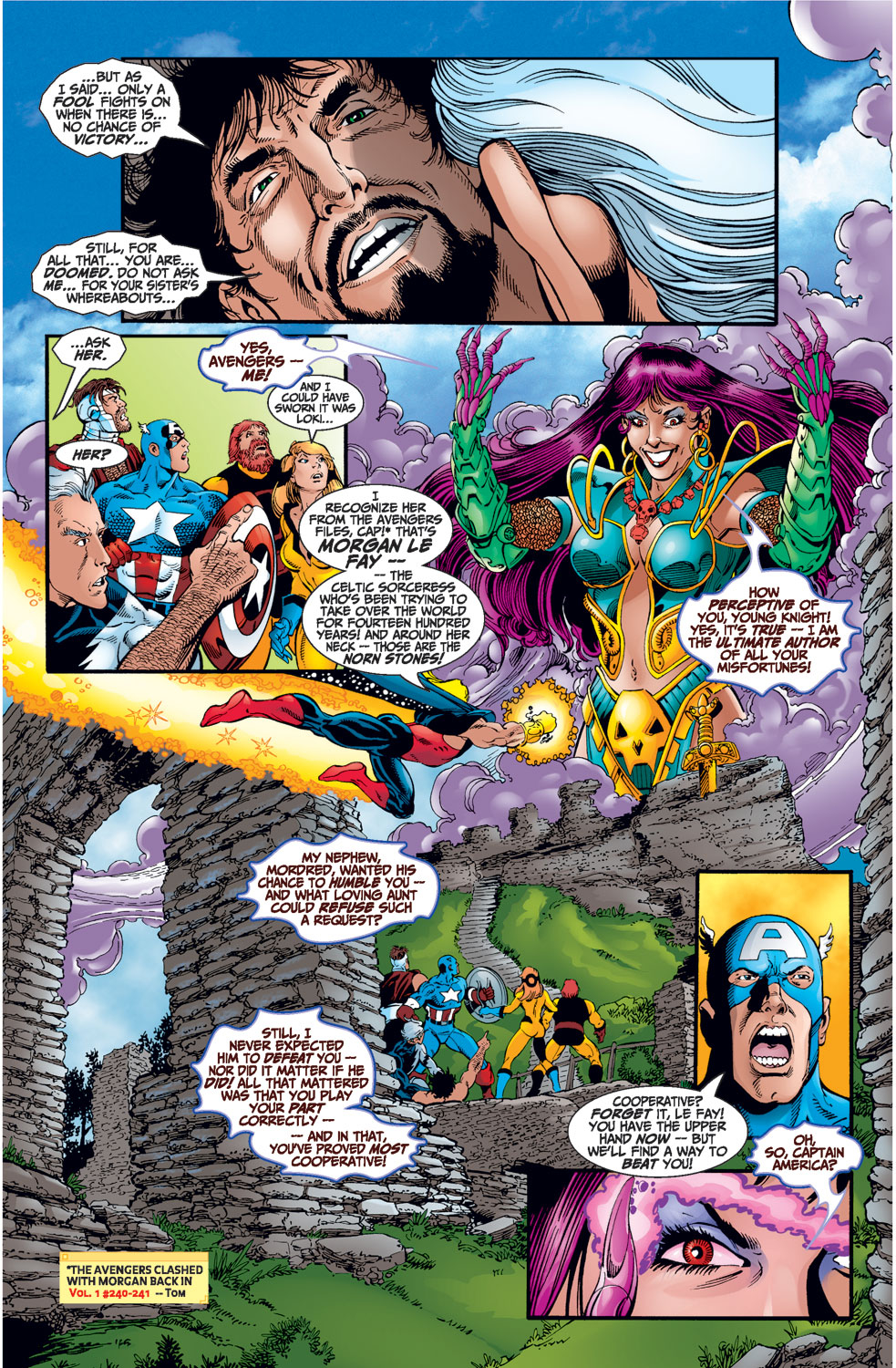 Avengers (1998) issue 1 - Page 34