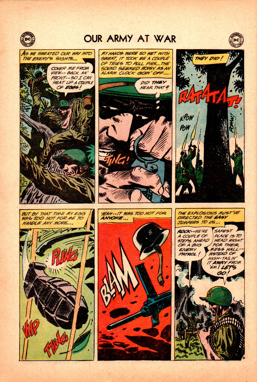 Our Army at War (1952) issue 101 - Page 8