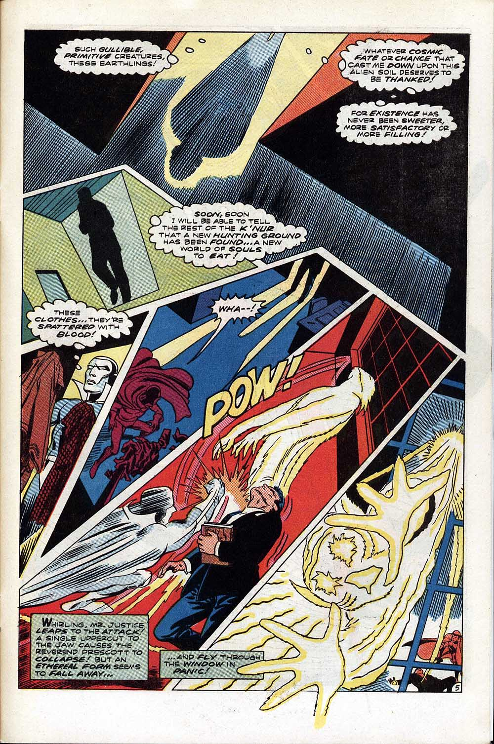 Read online The Fly (1983) comic -  Issue #1 - 29