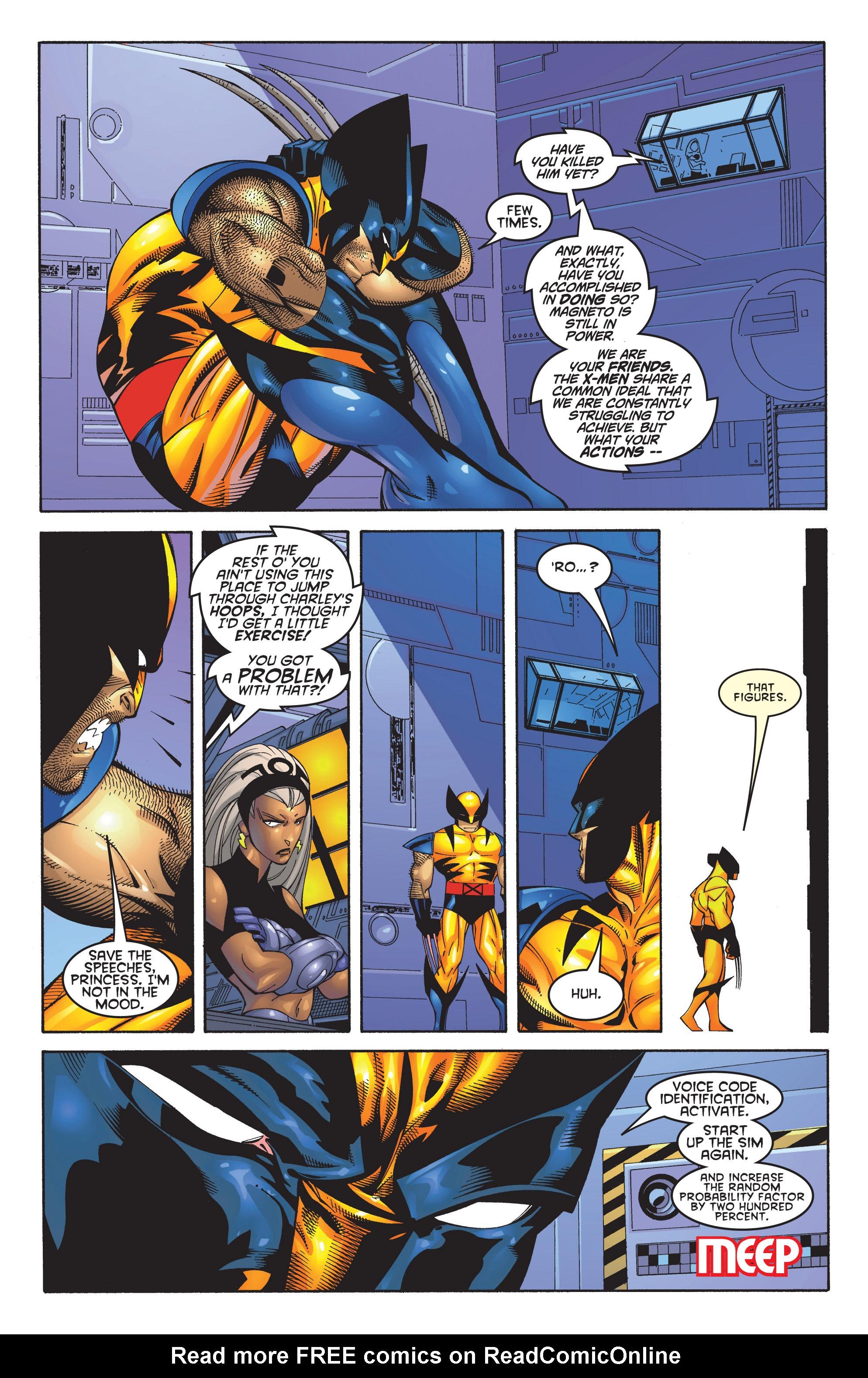 Read online Uncanny X-Men (1963) comic -  Issue #368 - 6
