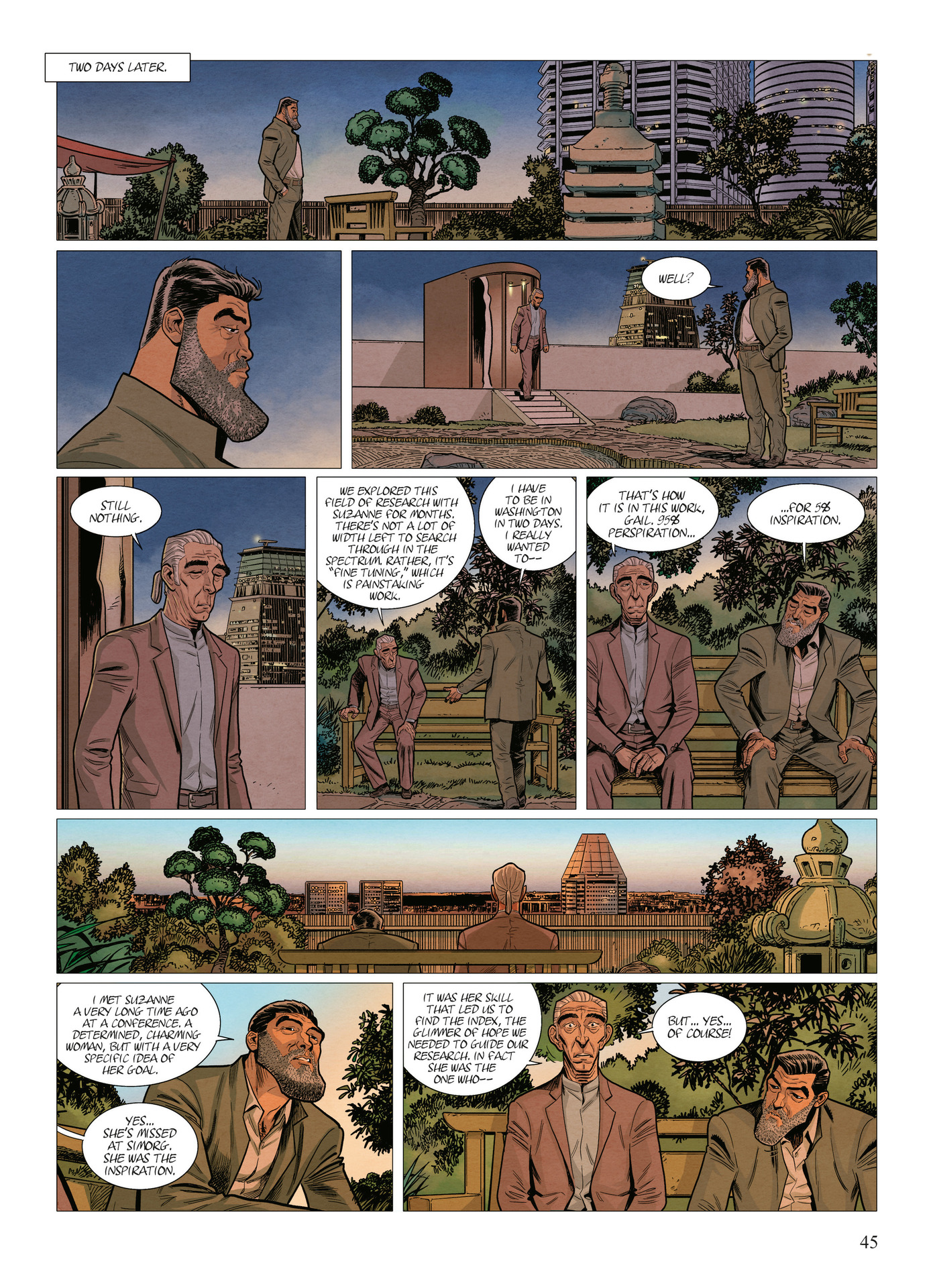Read online Alter Ego comic -  Issue #10 - 46