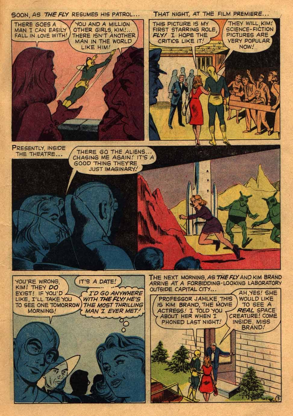 Adventures of the Fly issue 13 - Page 15