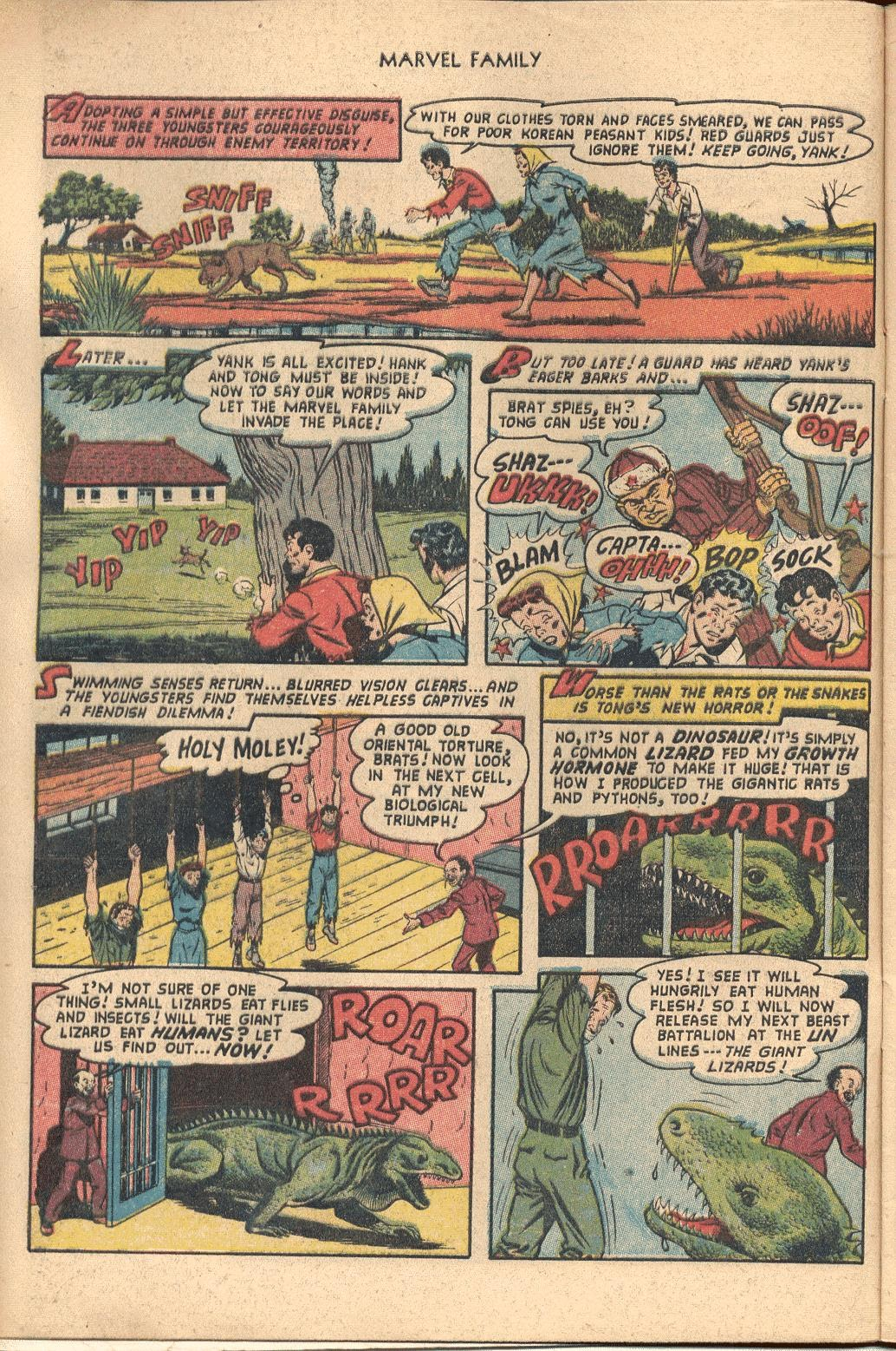 The Marvel Family issue 82 - Page 8