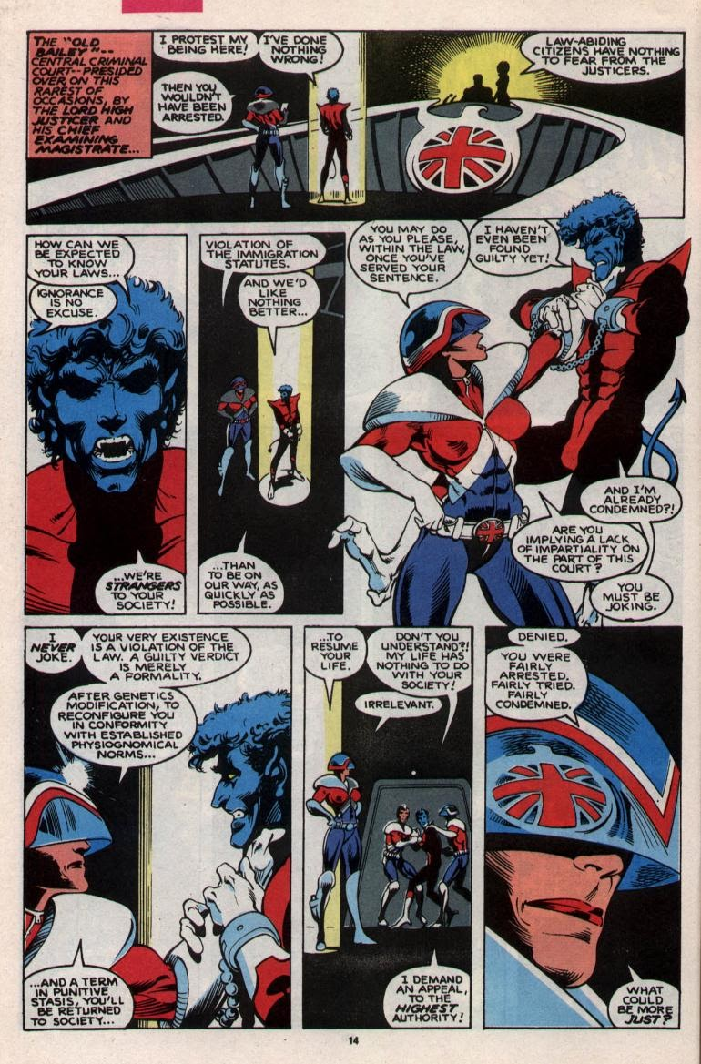 Excalibur (1988) issue 23 - Page 12