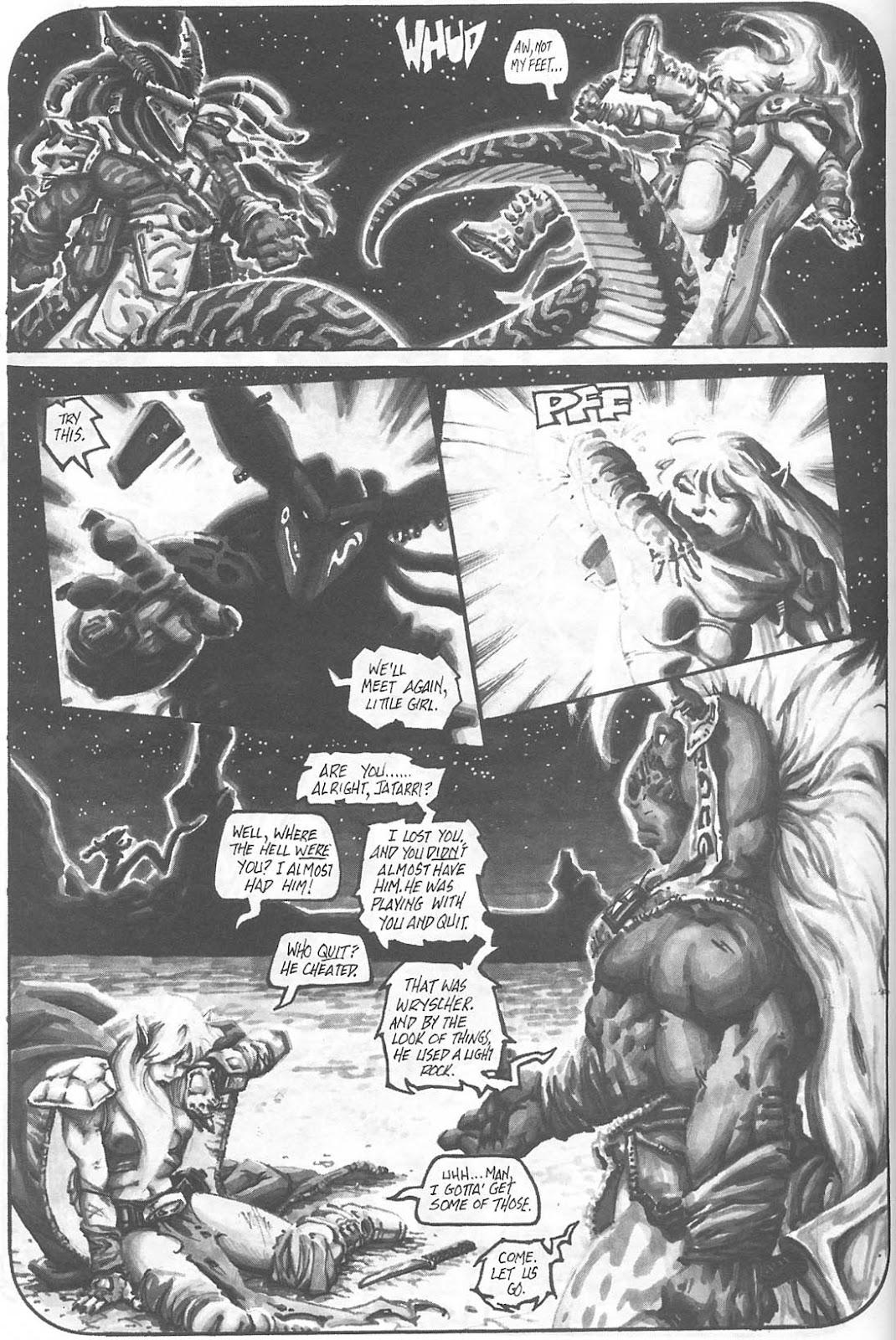 Read online Animal Mystic comic -  Issue #4 - 34