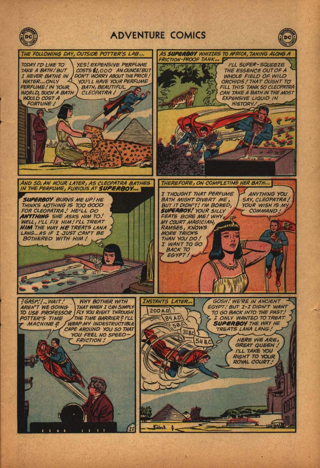 Read online Adventure Comics (1938) comic -  Issue #291 - 13