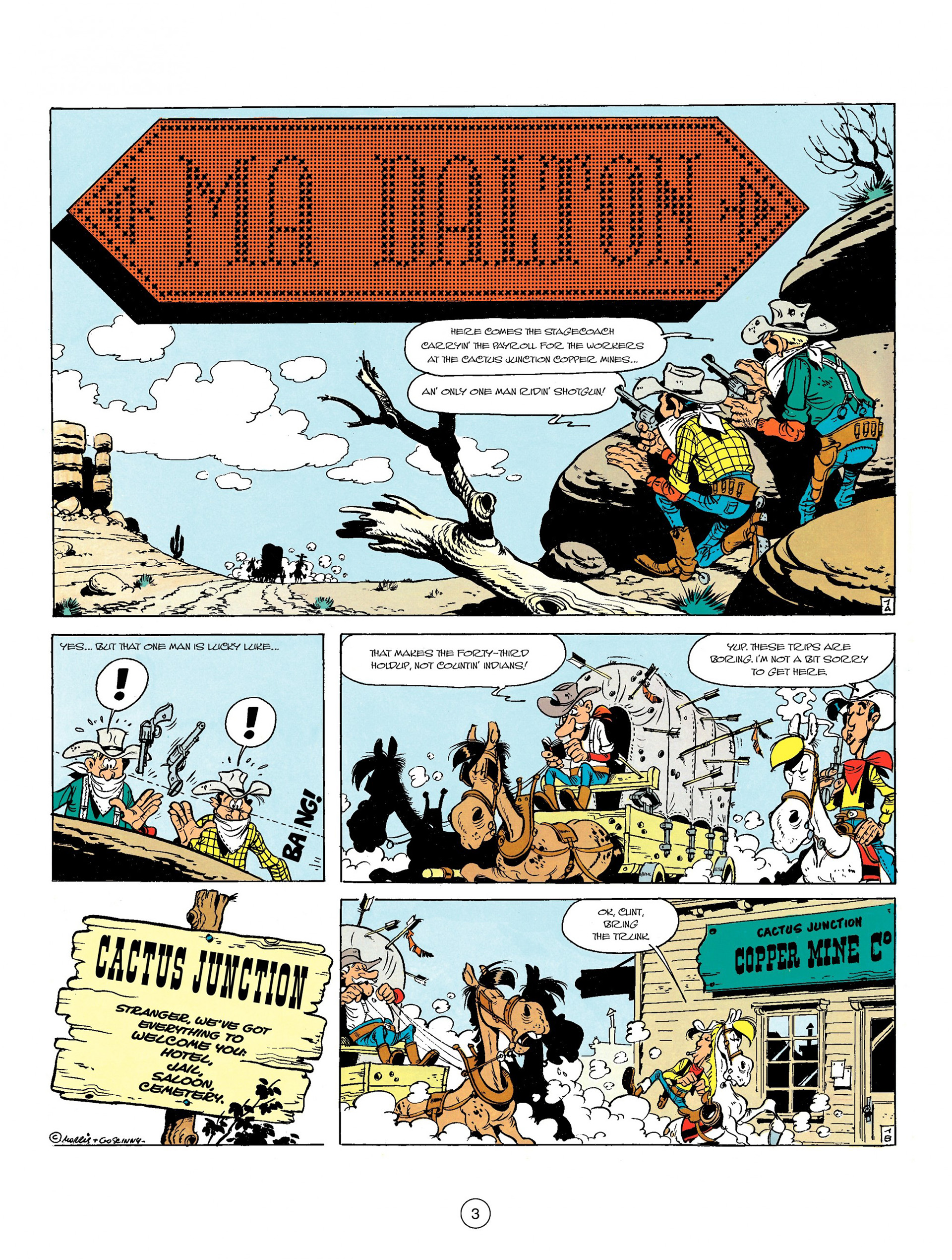 A Lucky Luke Adventure 6 Page 3