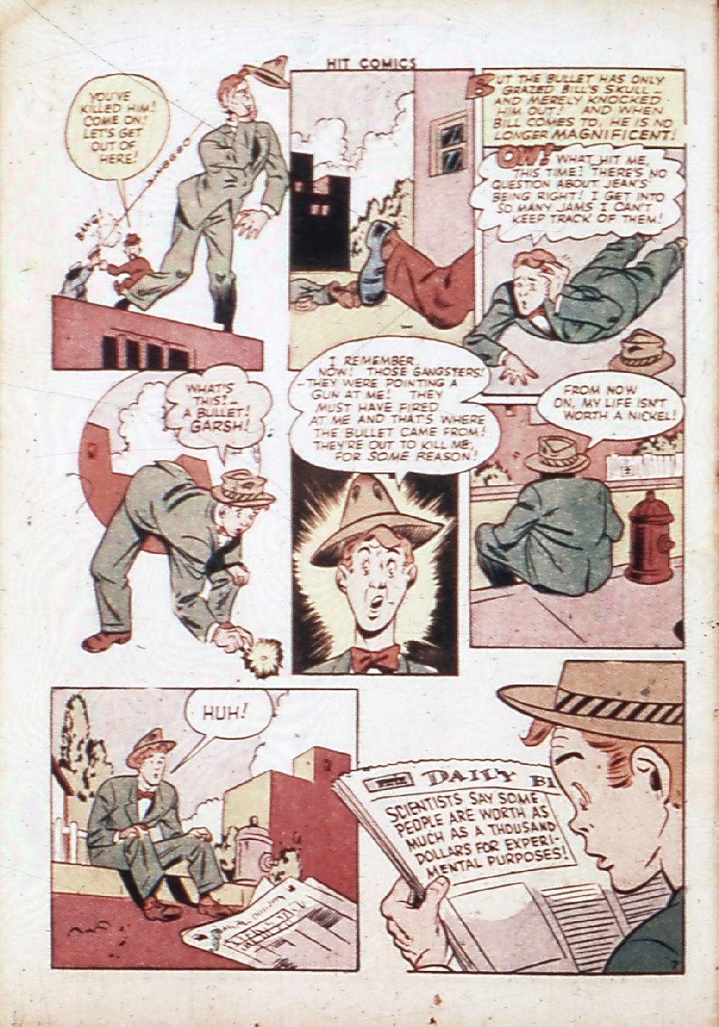 Read online Hit Comics comic -  Issue #30 - 55