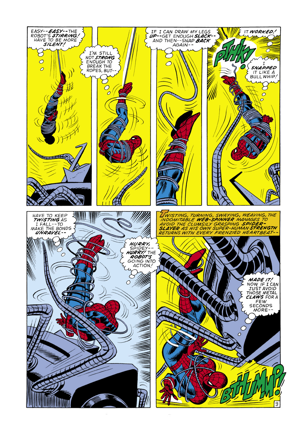 The Amazing Spider-Man (1963) 107 Page 9