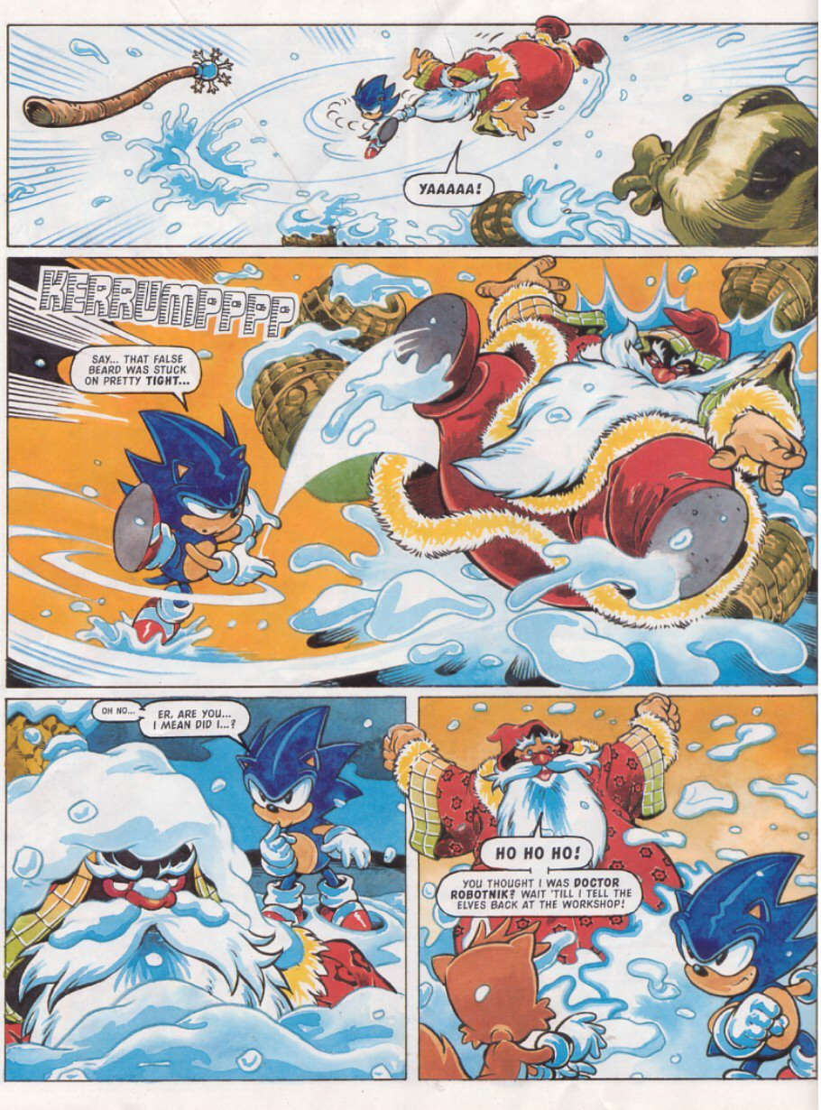 Read online Sonic the Comic comic -  Issue #119 - 8