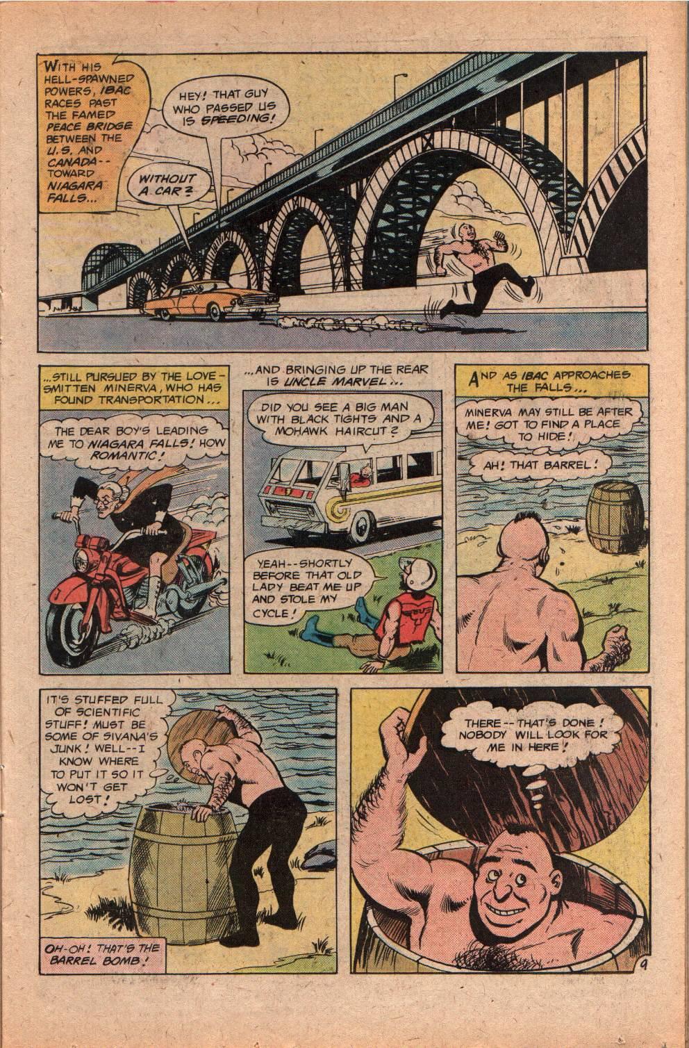 Read online Shazam! (1973) comic -  Issue #29 - 15