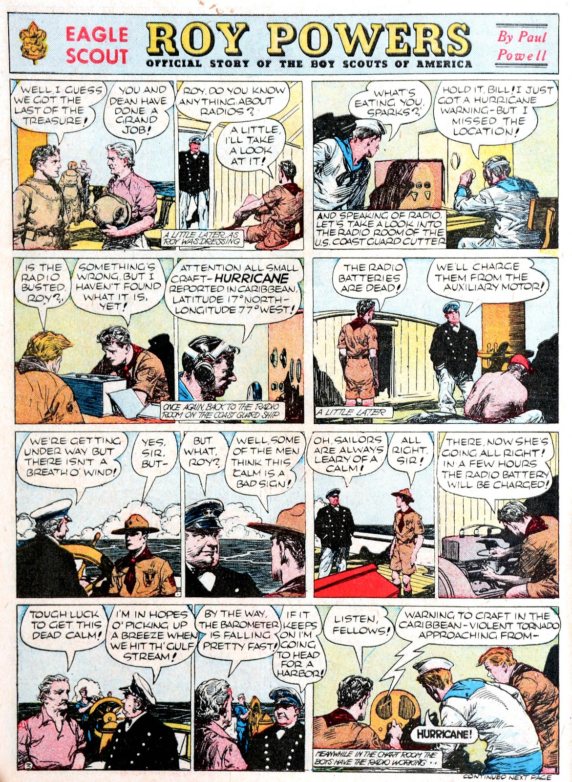 Read online Famous Funnies comic -  Issue #60 - 8