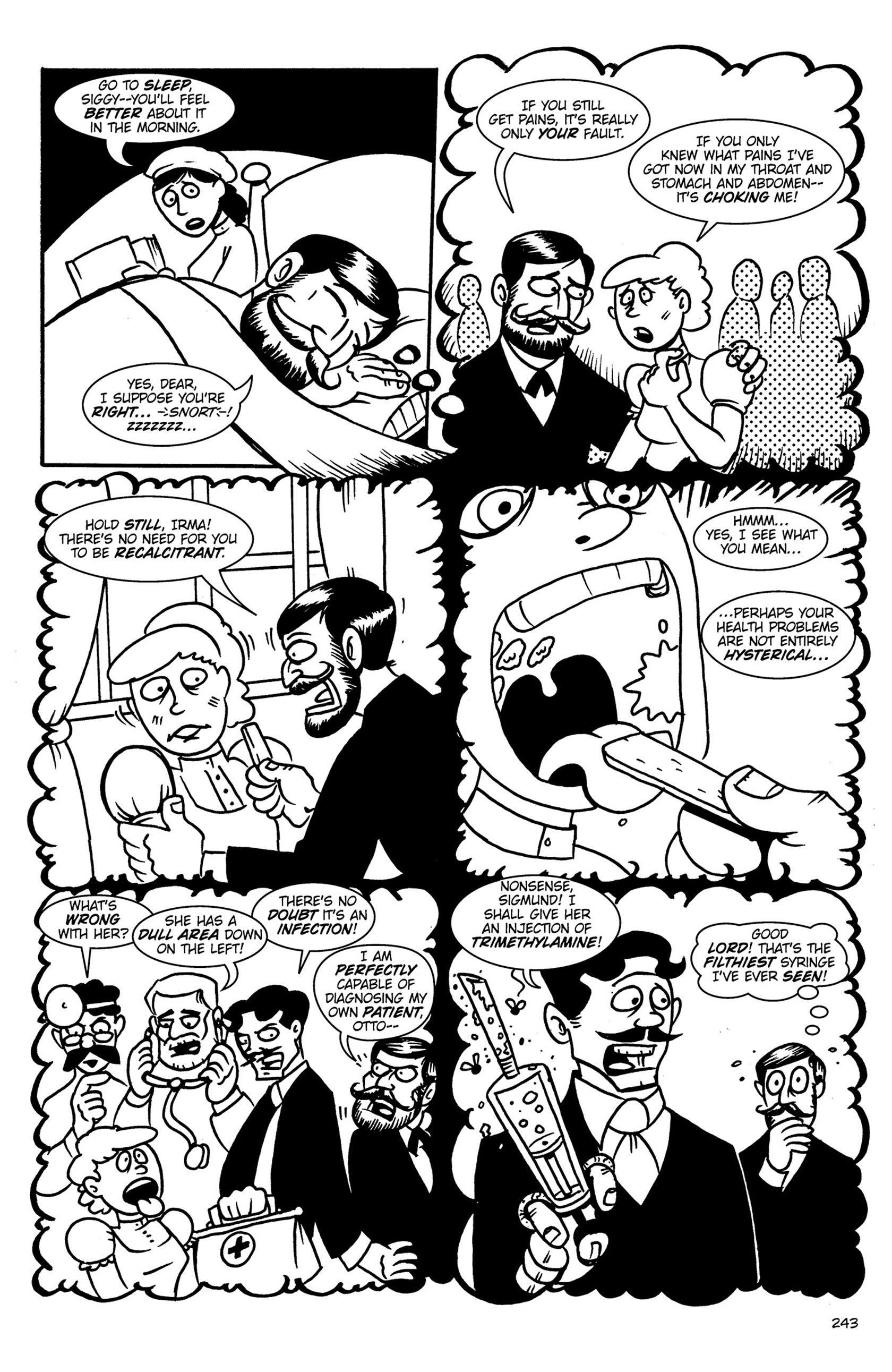 Read online Action Philosophers! comic -  Issue #Action Philosophers! TPB (Part 2) - 71