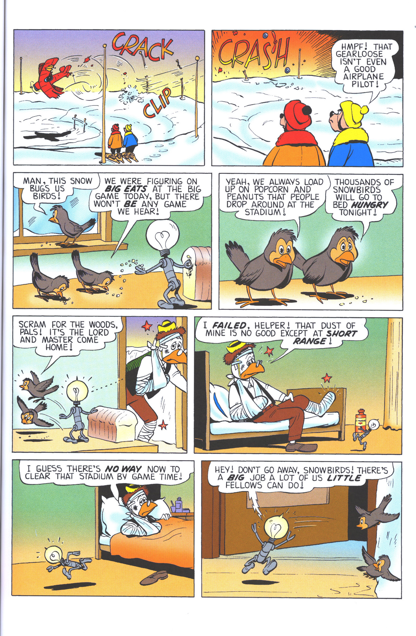 Read online Uncle Scrooge (1953) comic -  Issue #360 - 37